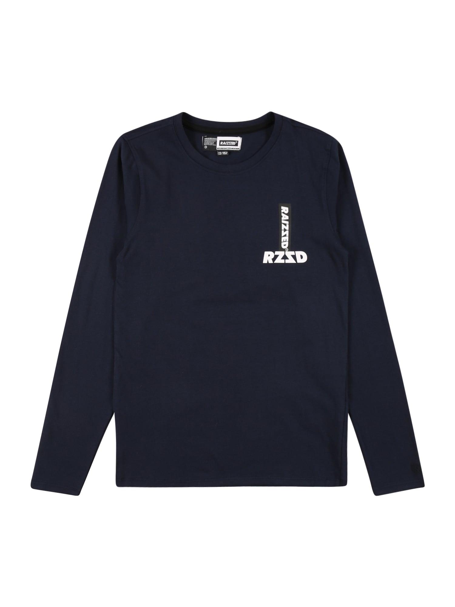 Raizzed Marškinėliai tamsiai mėlyna / balta
