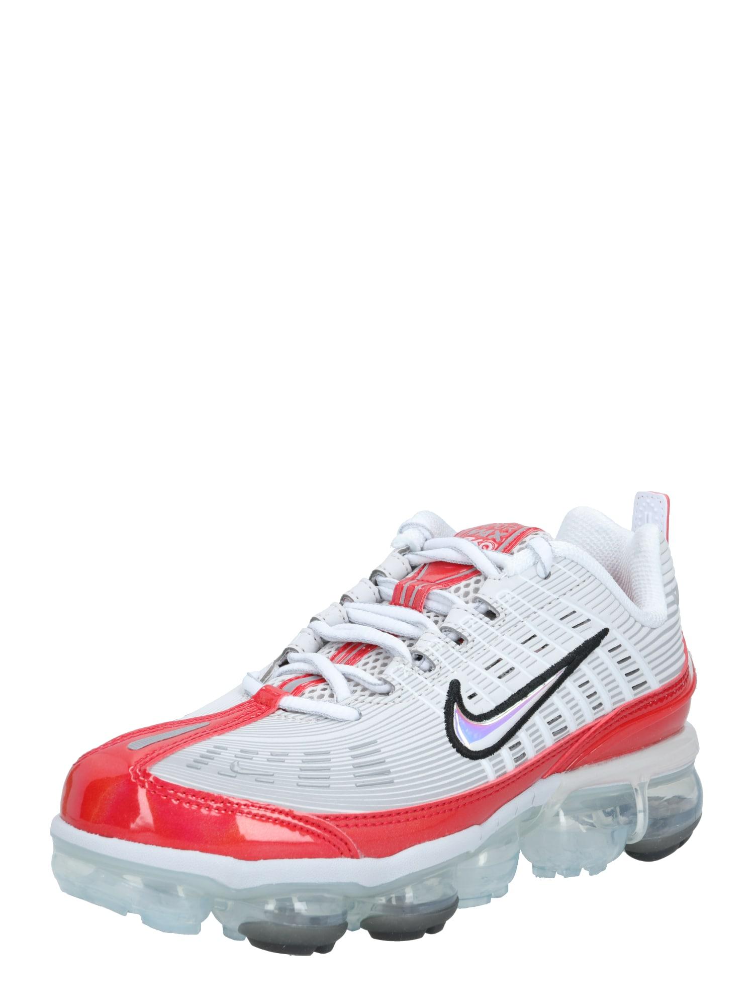 Nike Sportswear Tenisky 'Air Vapormax 360'  bílá / šedá / červená