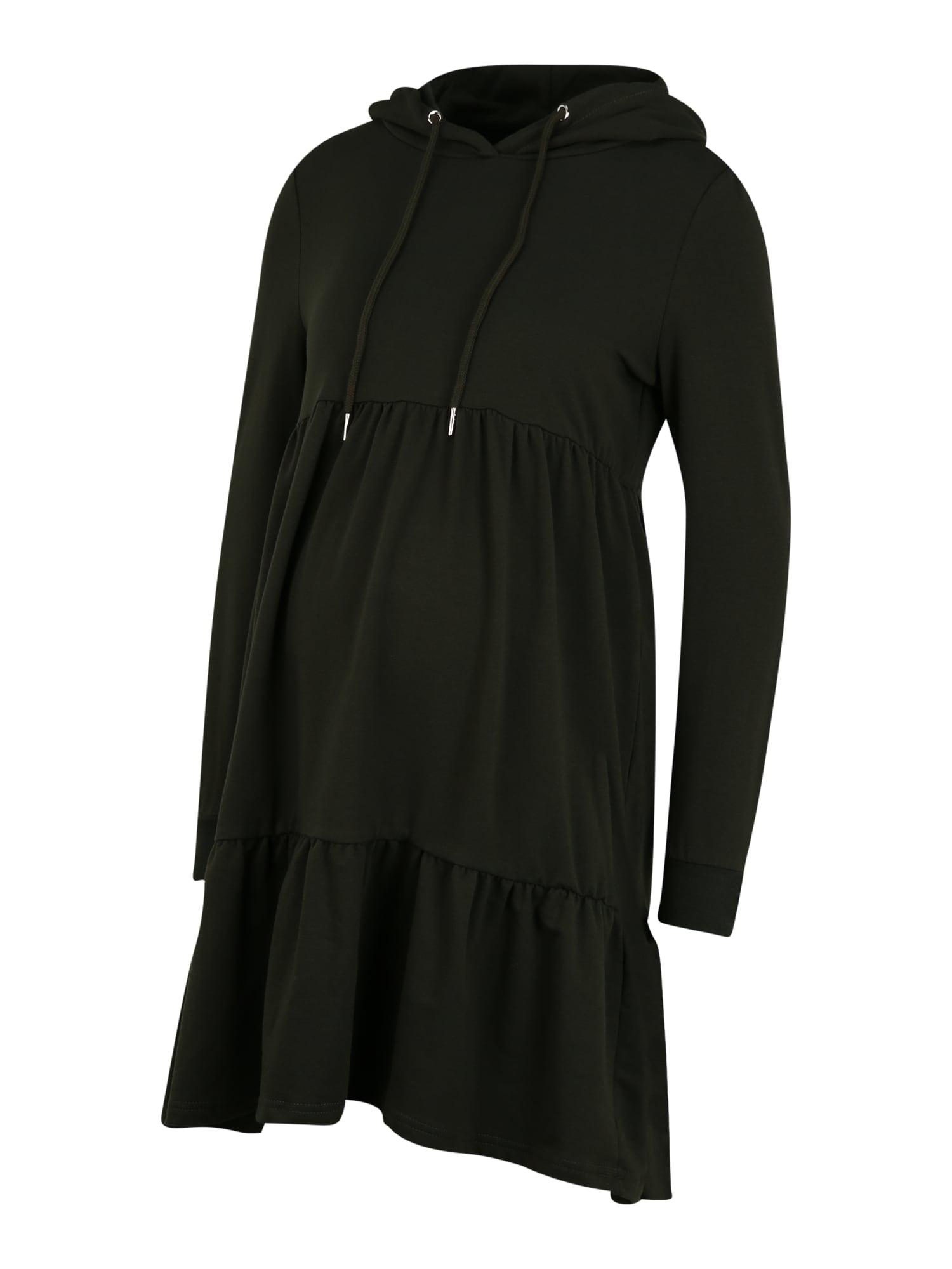 MAMALICIOUS Suknelė 'JOANNE' žalia