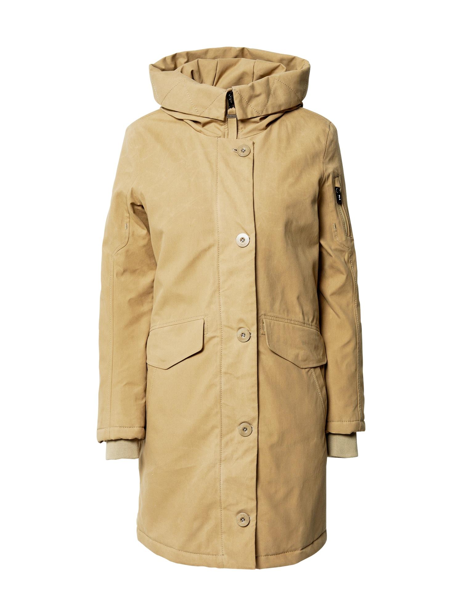 g-lab Rudeninis-žieminis paltas 'Smilla' smėlio