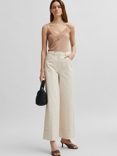 Trousers with creases 'Jackie'
