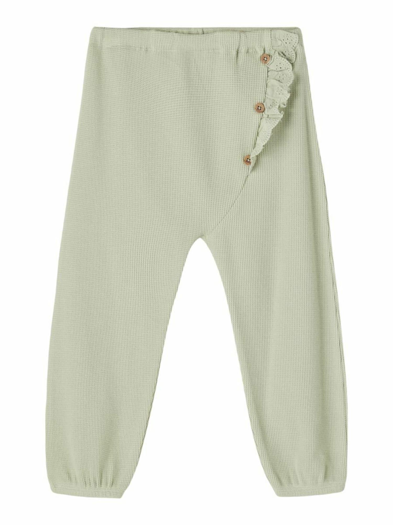 NAME IT Kalhoty 'Habi'  pastelově zelená