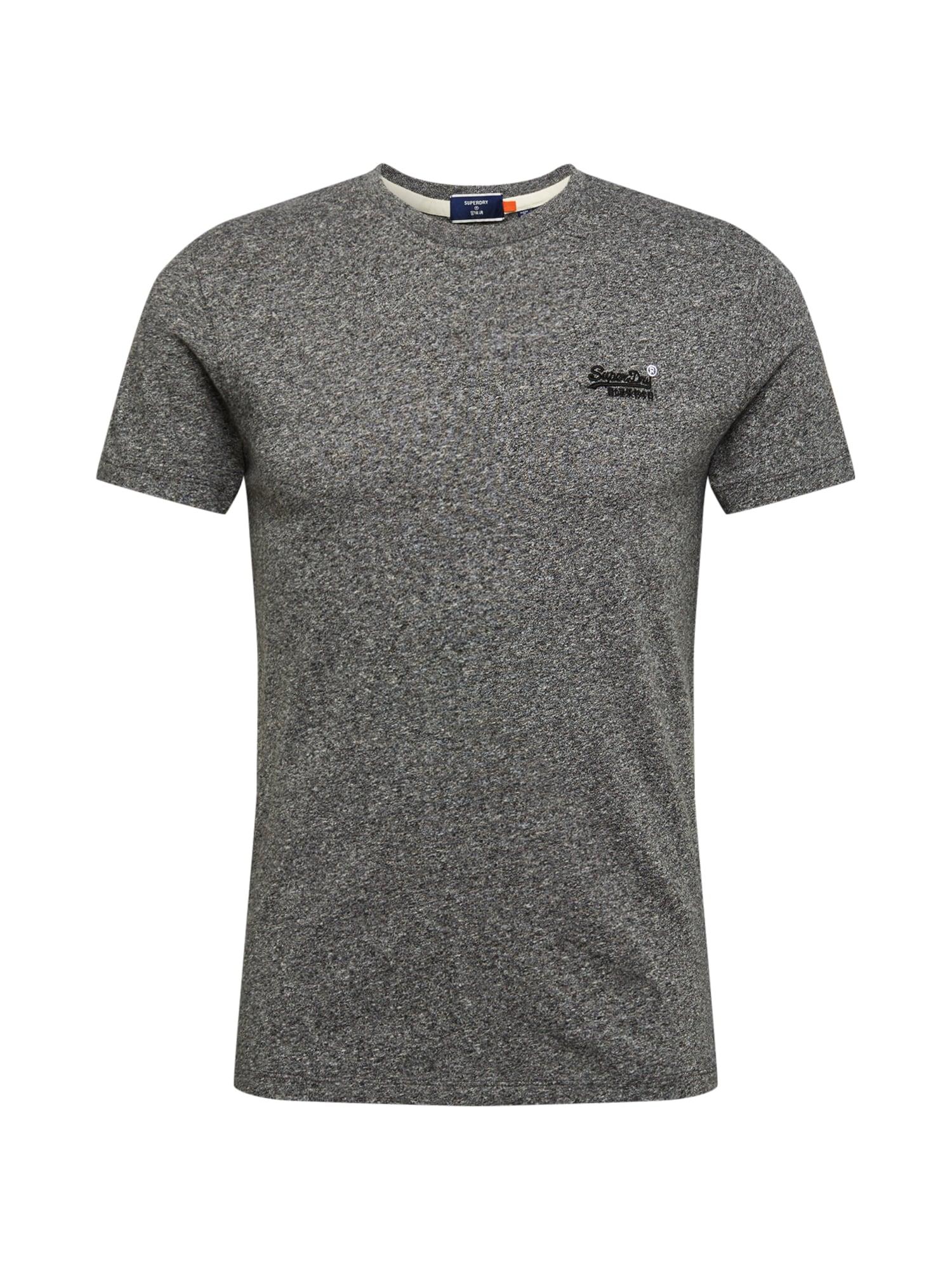 Superdry Marškinėliai antracito