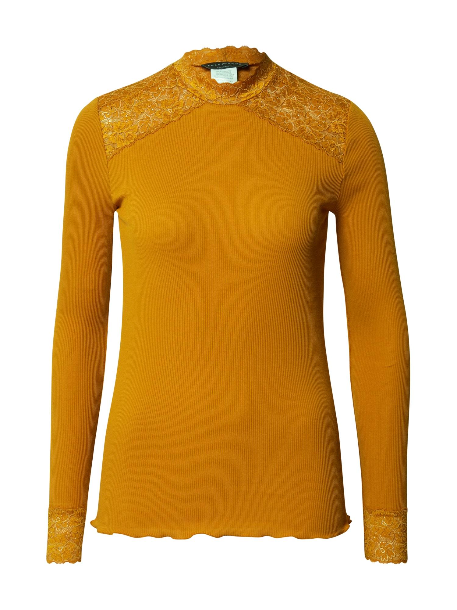 rosemunde Marškinėliai garstyčių spalva