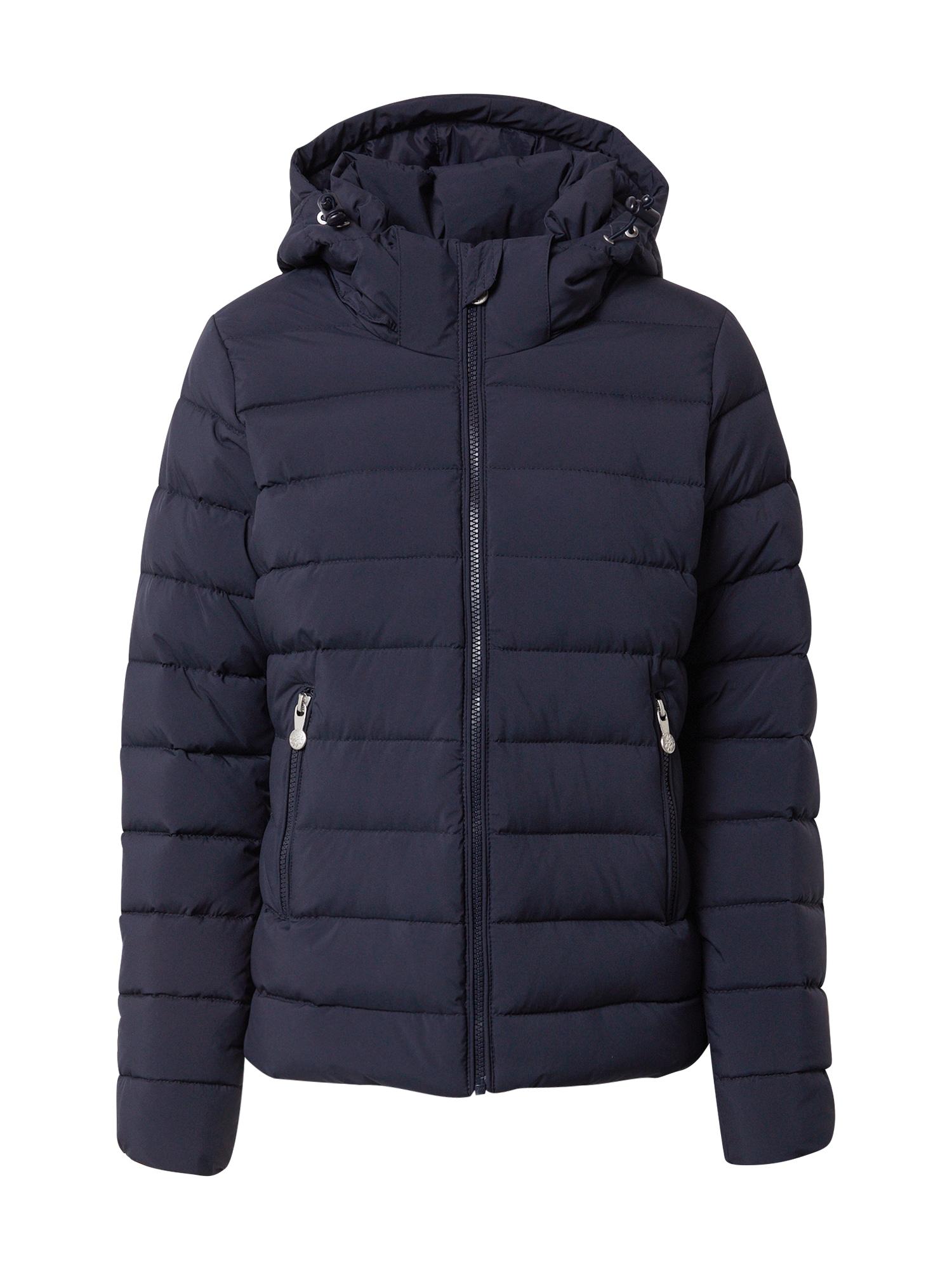 PYRENEX Žieminė striukė 'SPOUTNIC' tamsiai mėlyna