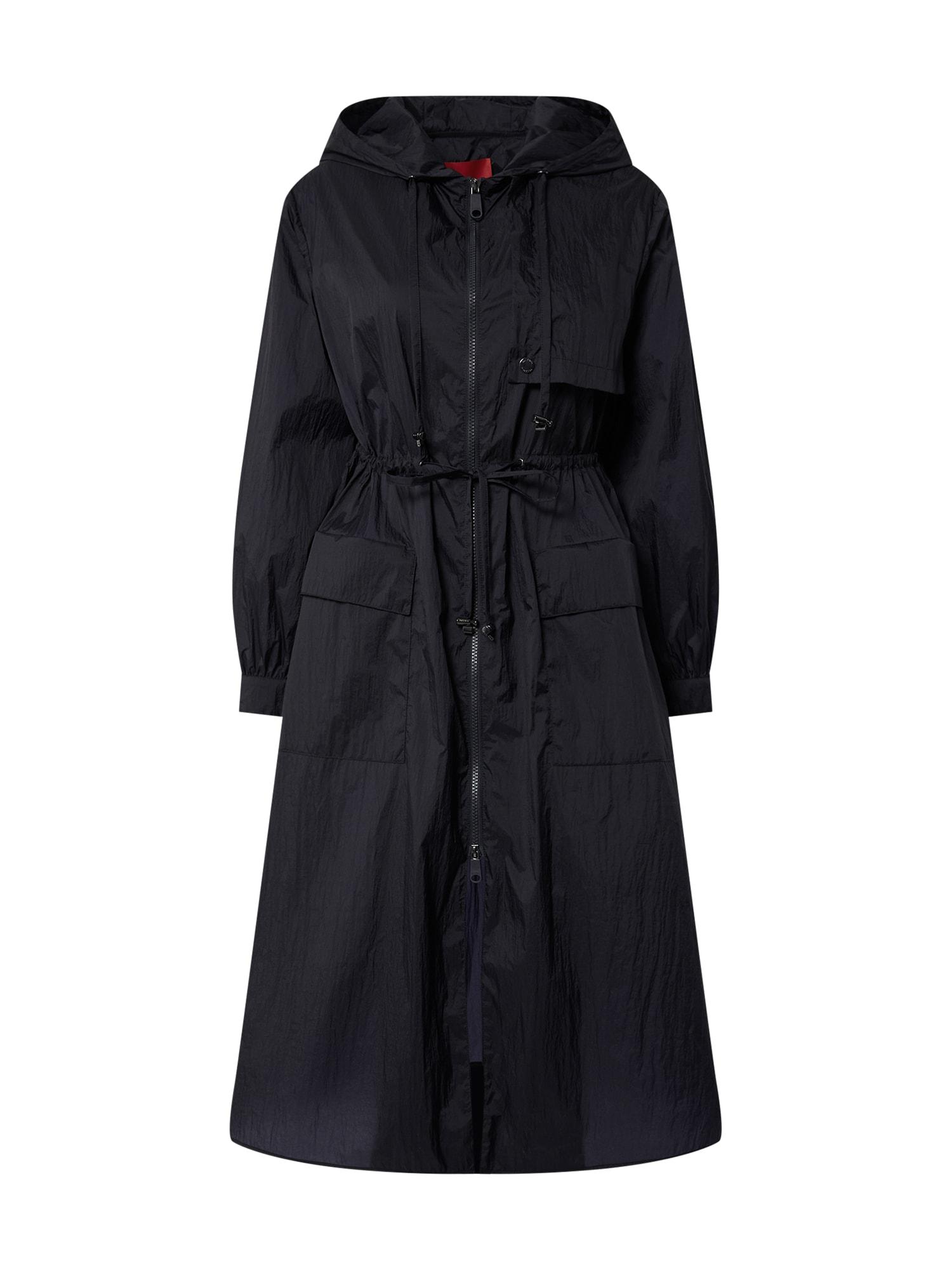 MAX&Co. Demisezoninis paltas 'GARAGE' tamsiai mėlyna