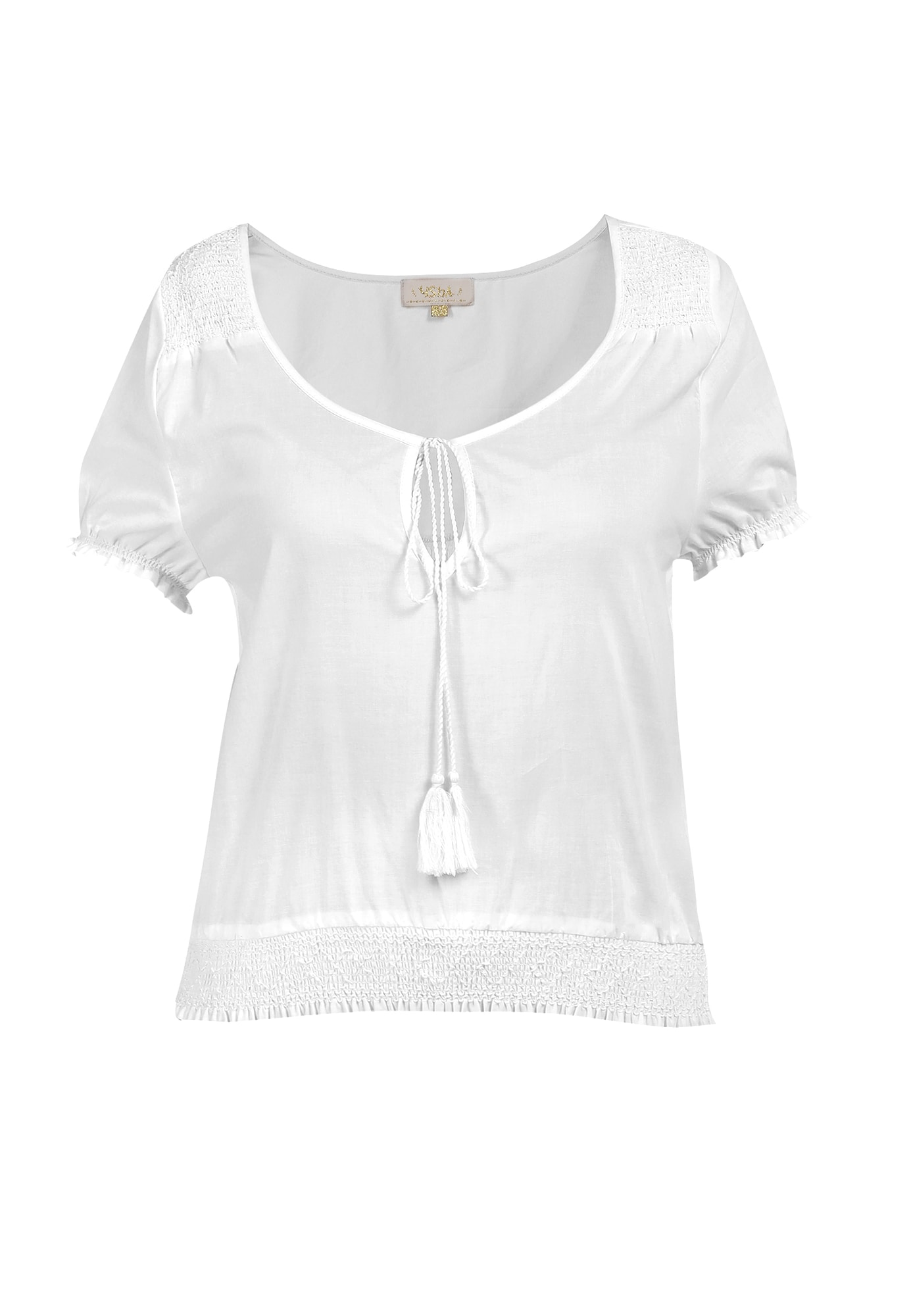 usha FESTIVAL Marškinėliai balta