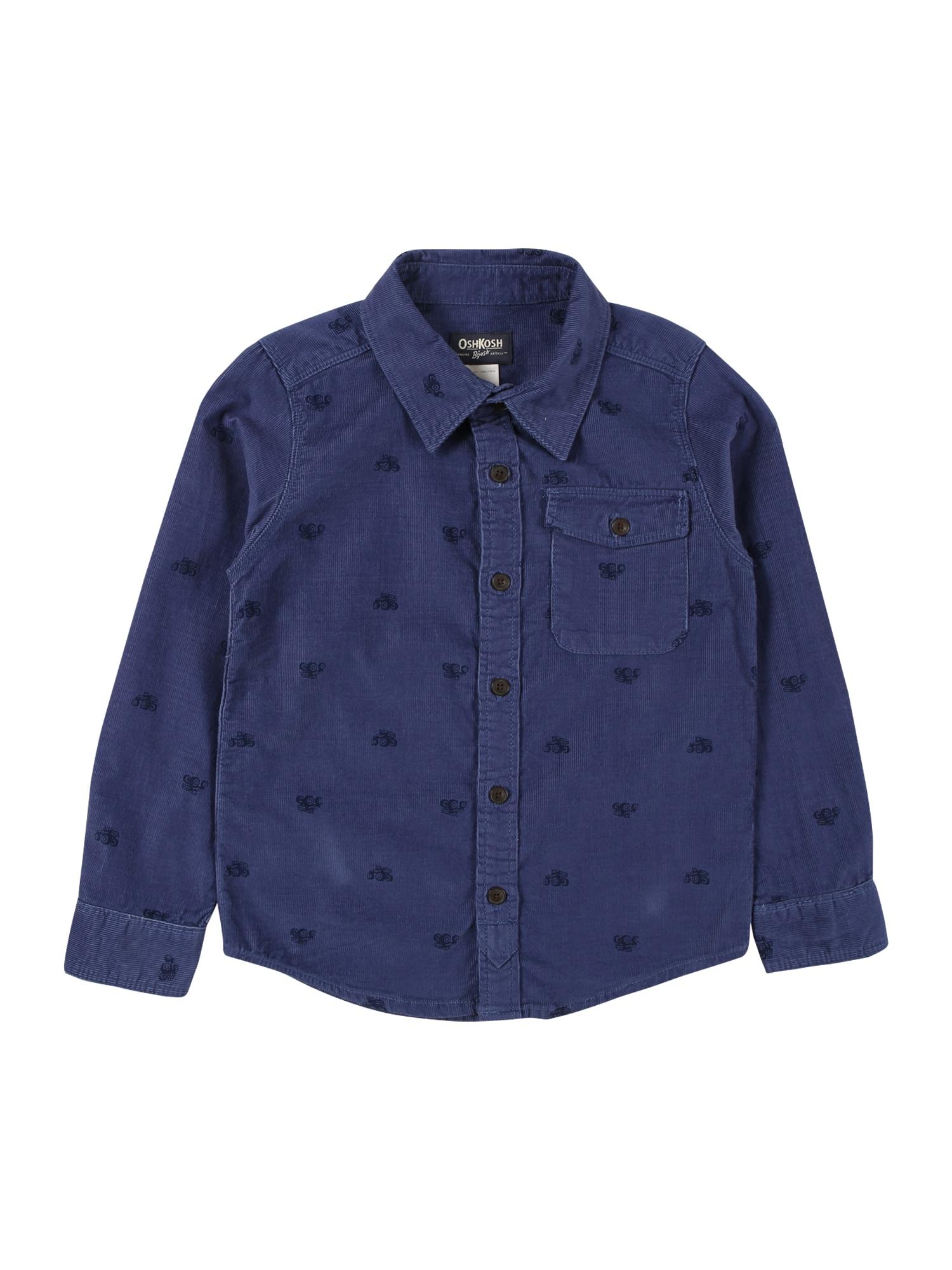 OshKosh Marškiniai mėlyna