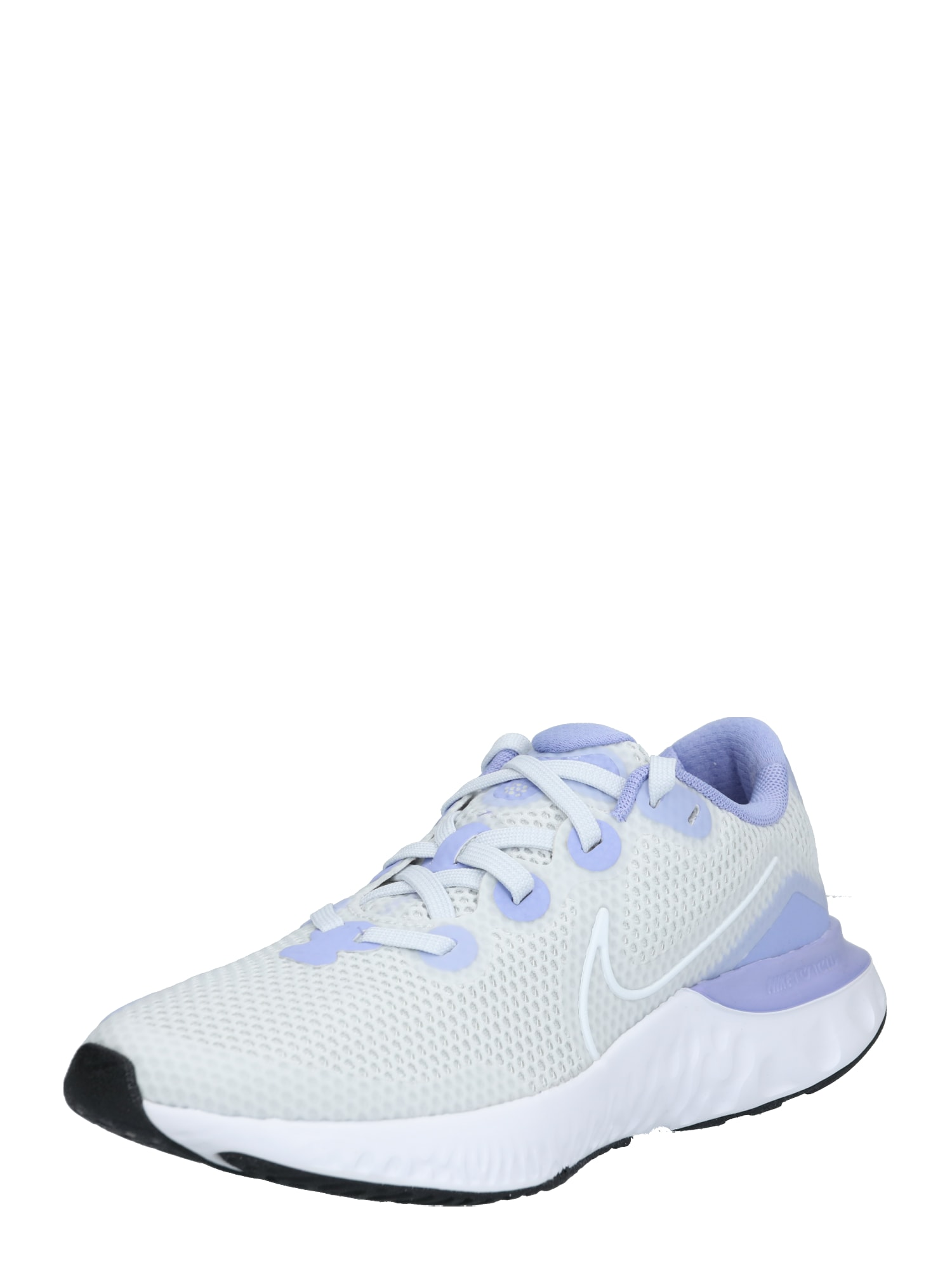 NIKE Sportiniai batai šviesiai mėlyna / balta