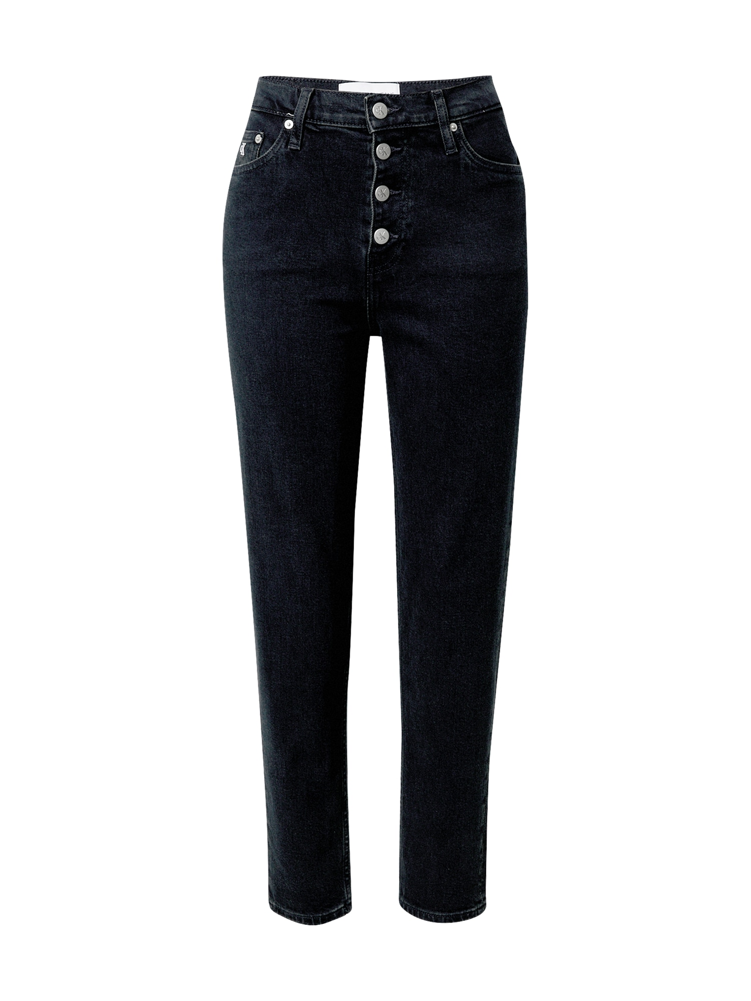 Calvin Klein Jeans Džíny  tmavě modrá