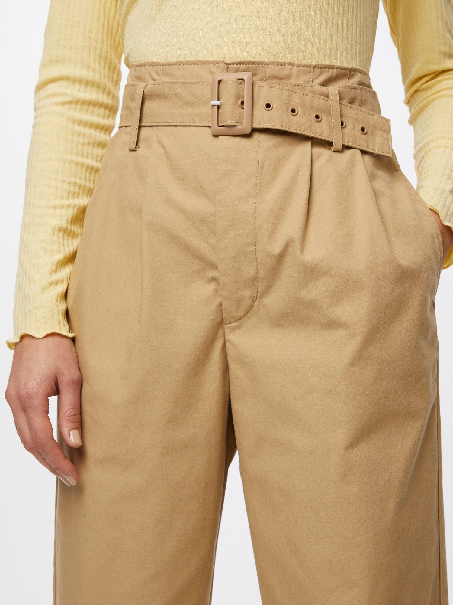 LEVI'S Plisované nohavice 'TAILOR'  piesková.