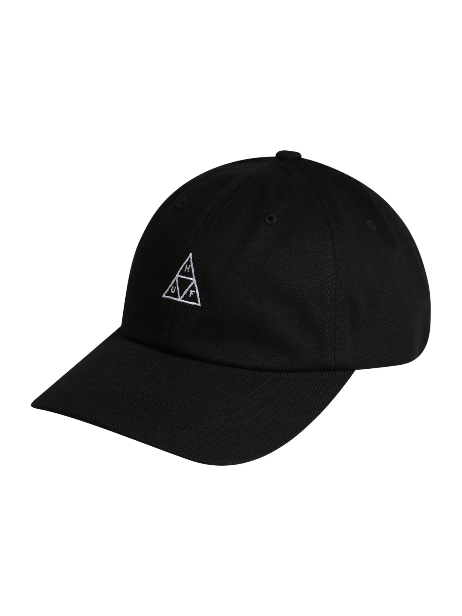 HUF Kepurė juoda / balta