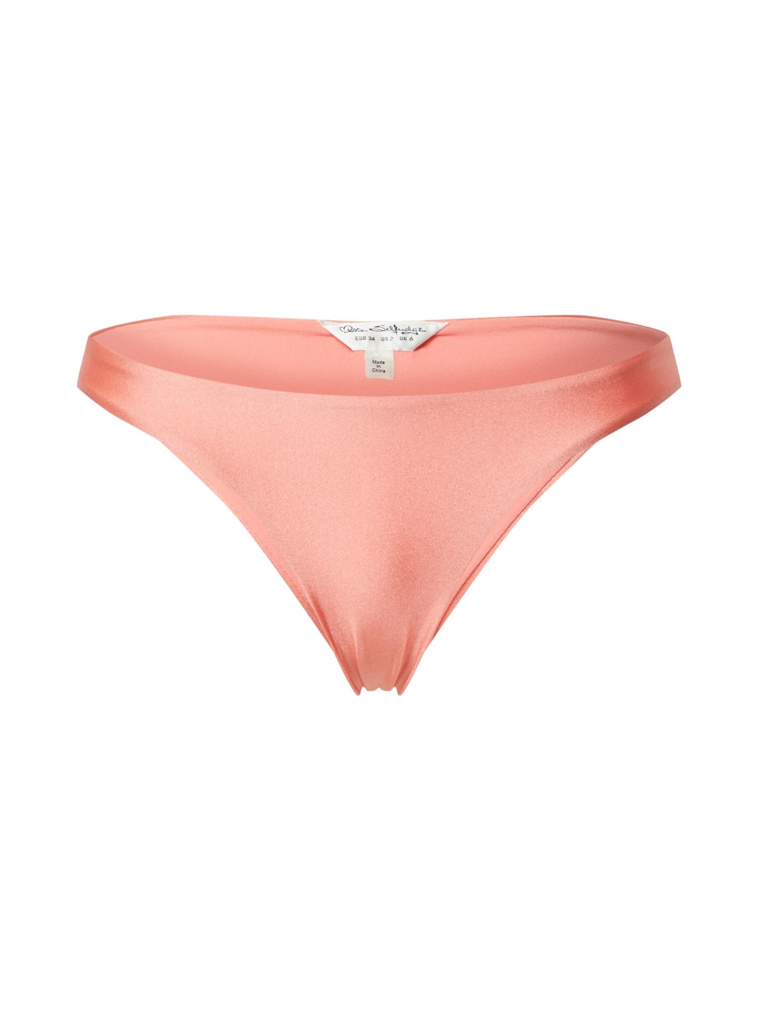 Miss Selfridge Bikinio kelnaitės oranžinė