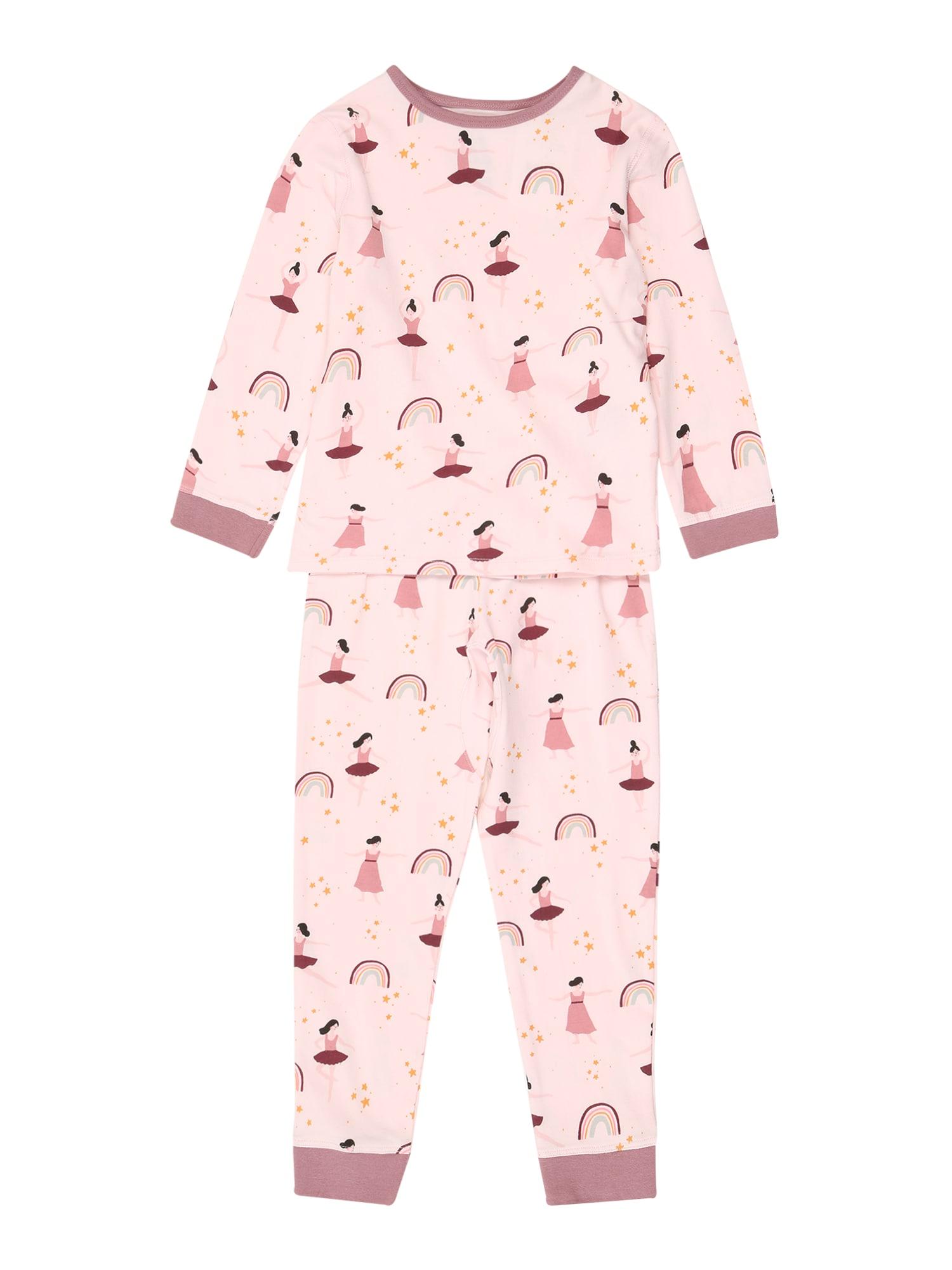 Cotton On Miego kostiumas 'Florence' mišrios spalvos / ryškiai rožinė spalva