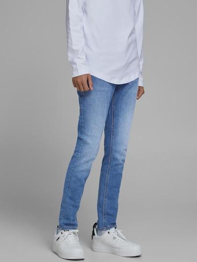 Jack And Jones Junior Liam Original 815 Blue Skinny Jeans