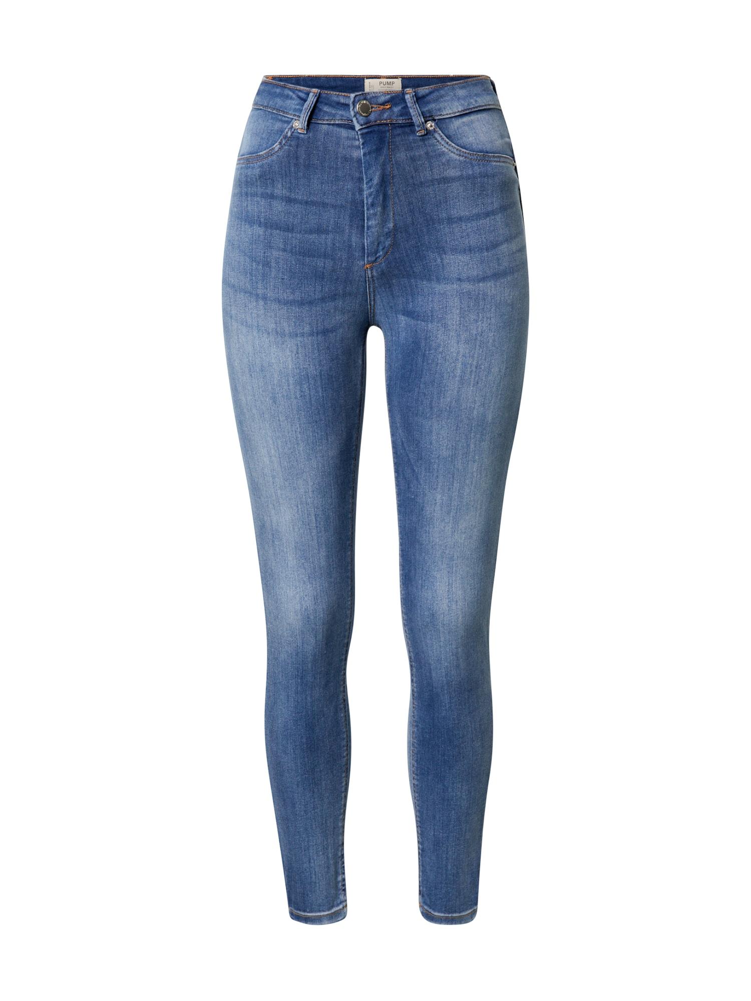 Tally Weijl Džinsai tamsiai (džinso) mėlyna