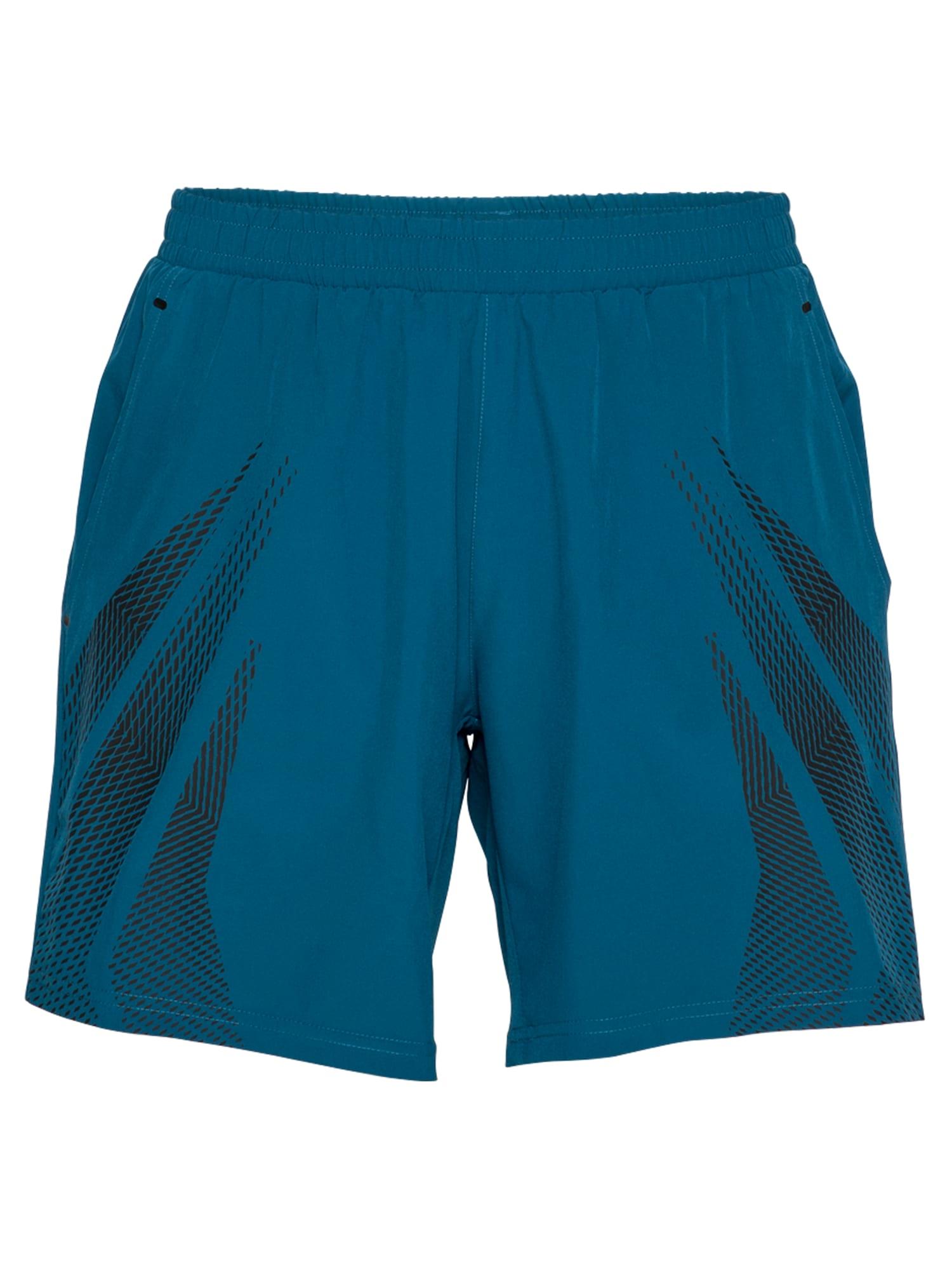 4F Sportinės kelnės tamsiai mėlyna / juoda