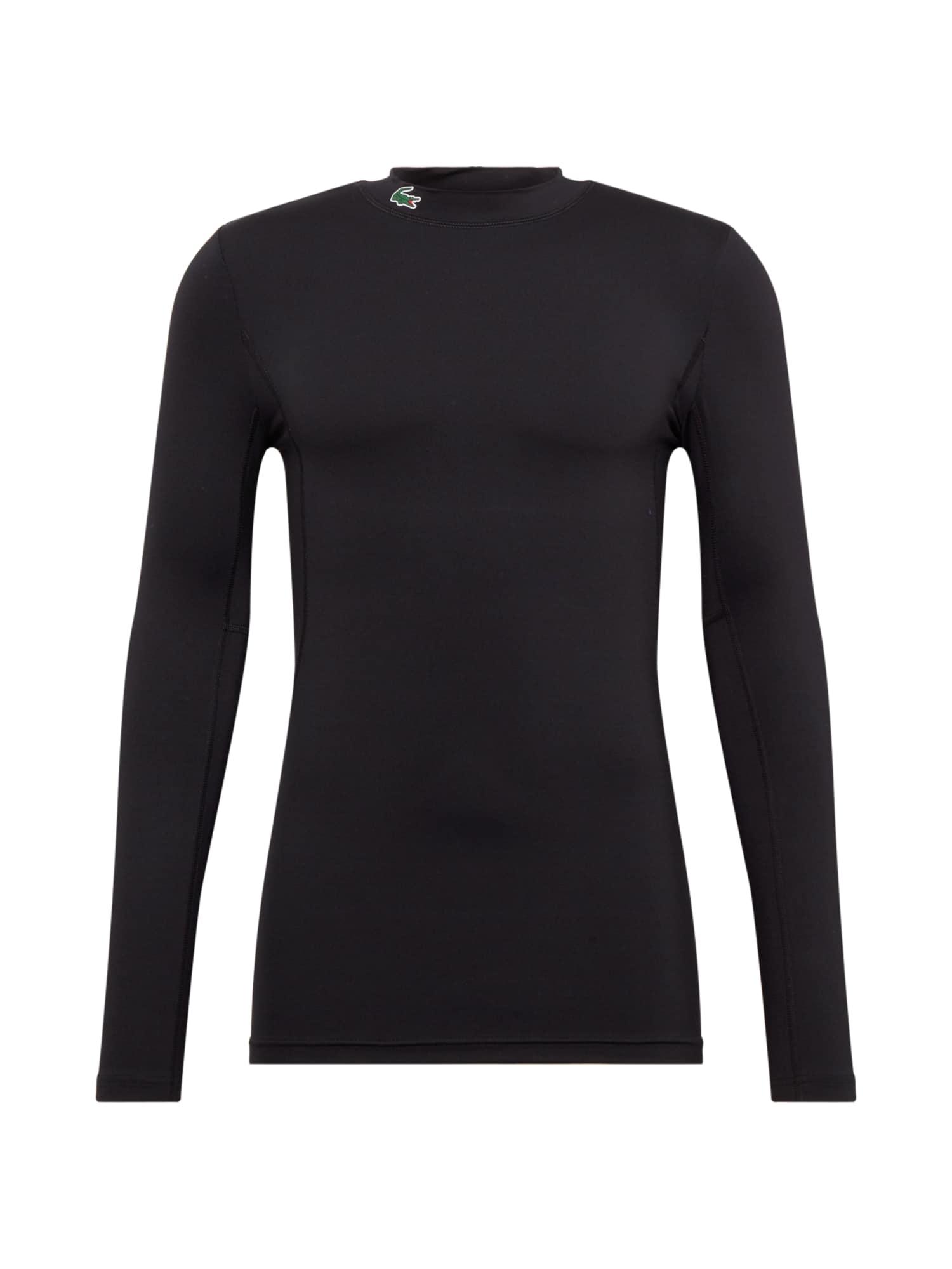Lacoste Sport Sportiniai marškinėliai 'TECHNIQUE' juoda