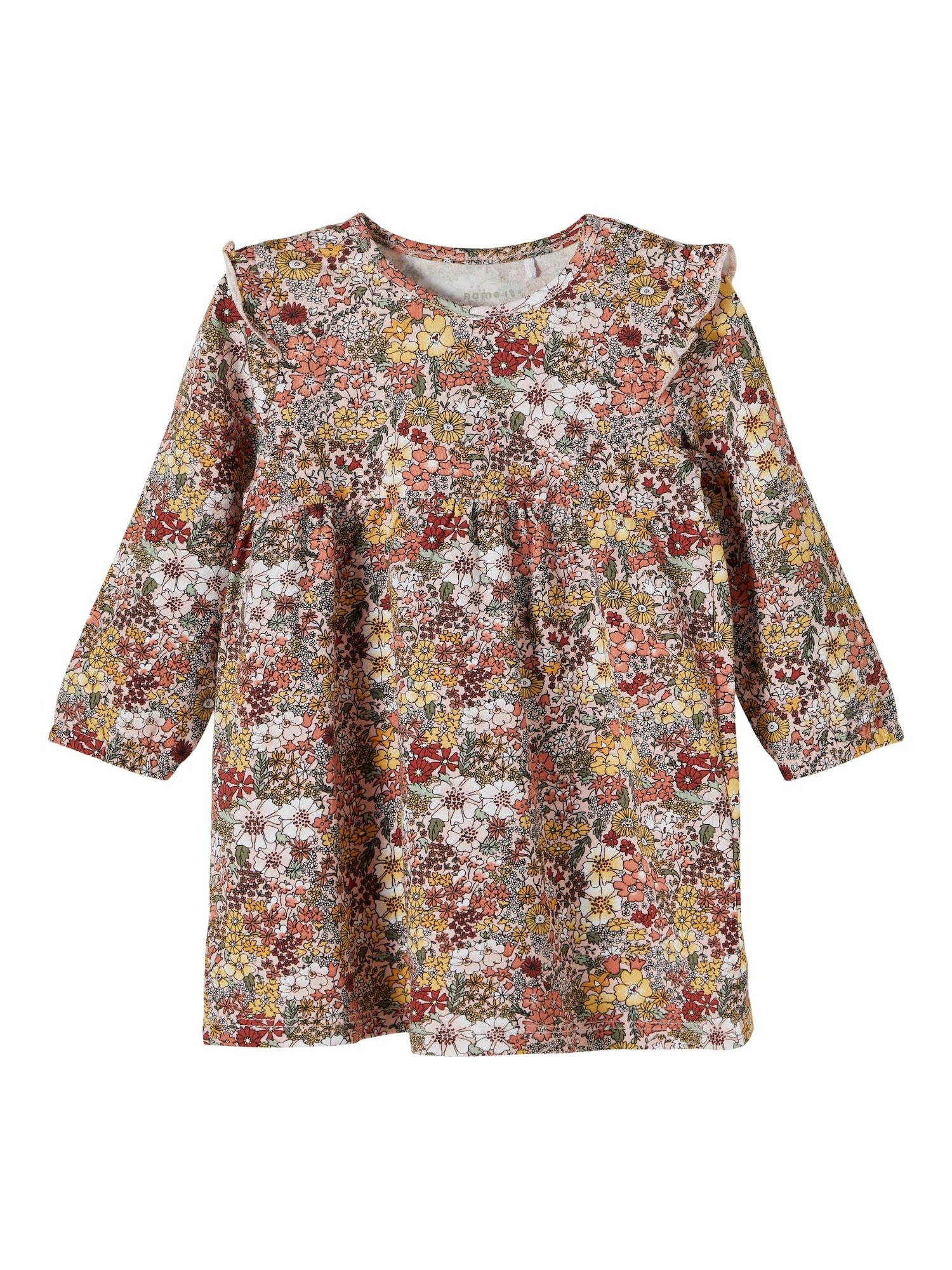 NAME IT Suknelė 'Dahlia' rožinė / mišrios spalvos