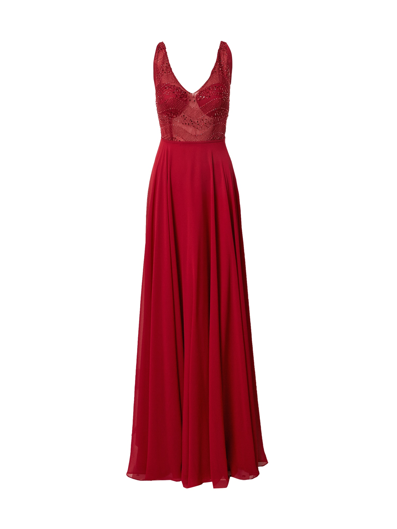 STAR NIGHT Vakarinė suknelė raudona