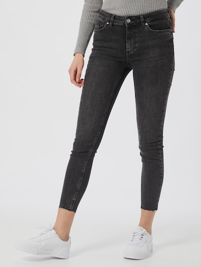 Pieces Delly Skinnyjeans mit normaler Taille