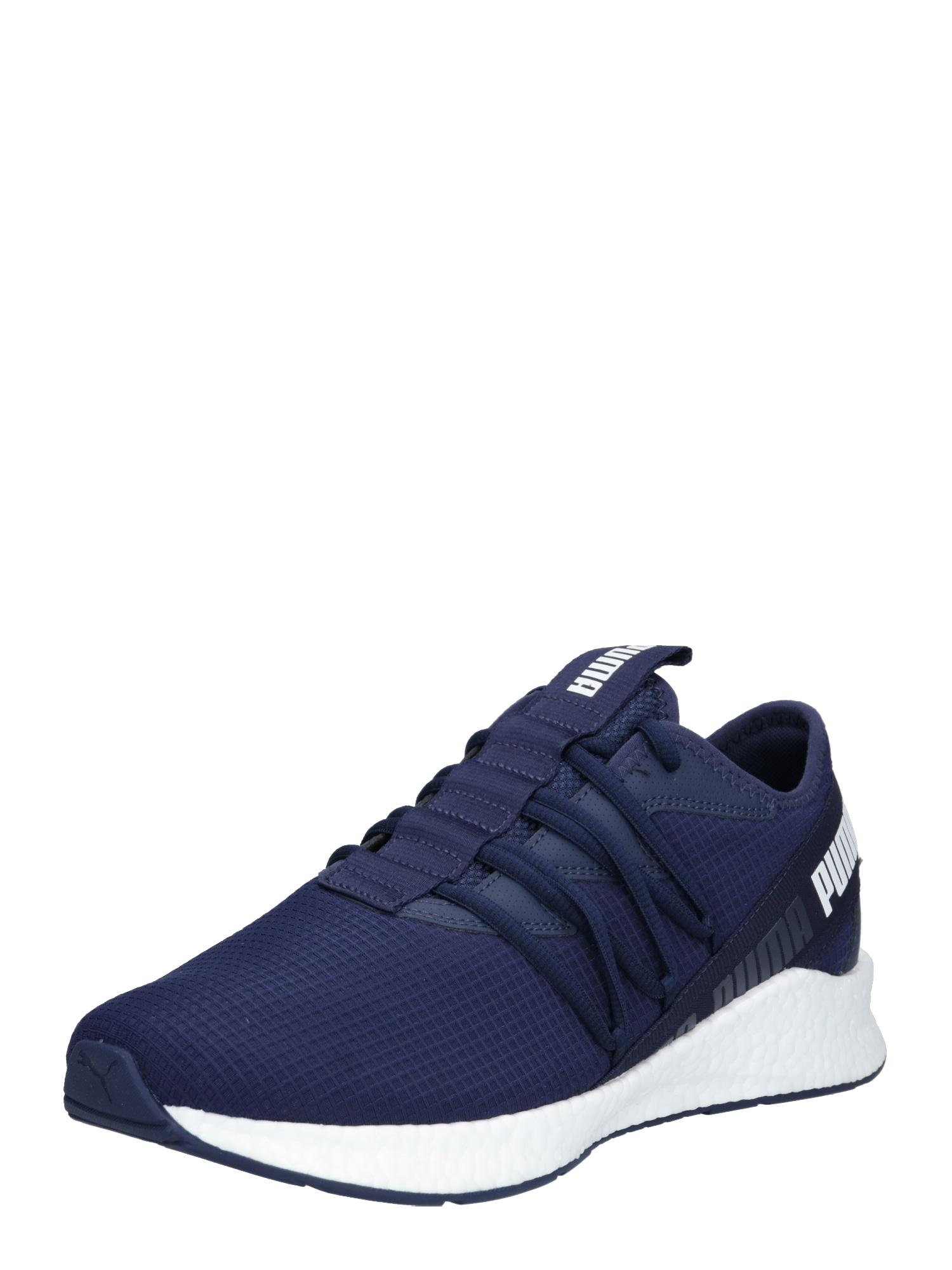 PUMA Sportovní boty 'NRGY Star'  bílá / námořnická modř