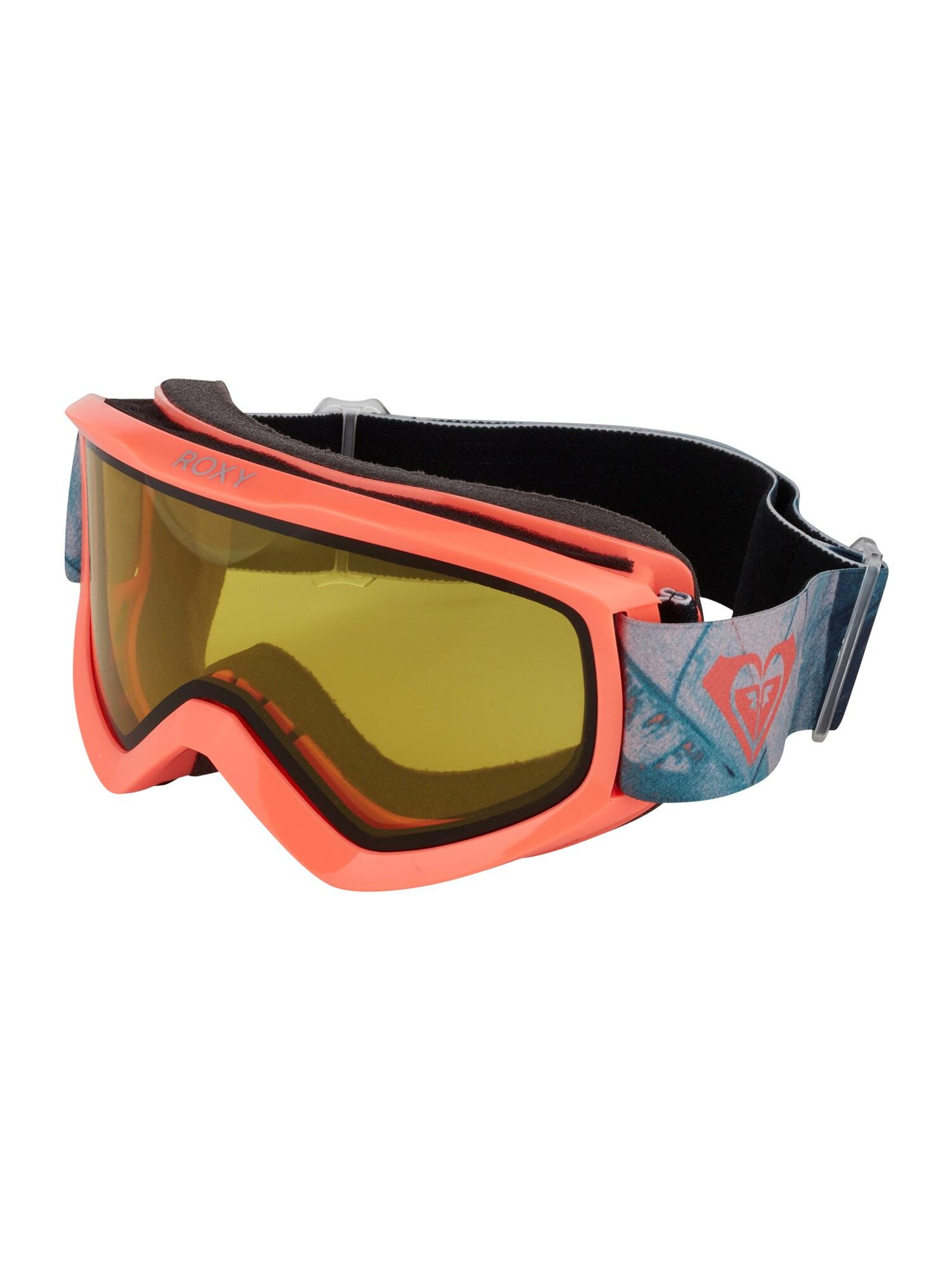 ROXY Sportiniai akiniai 'DAY DREAM' rožinė / šviesiai mėlyna / geltona