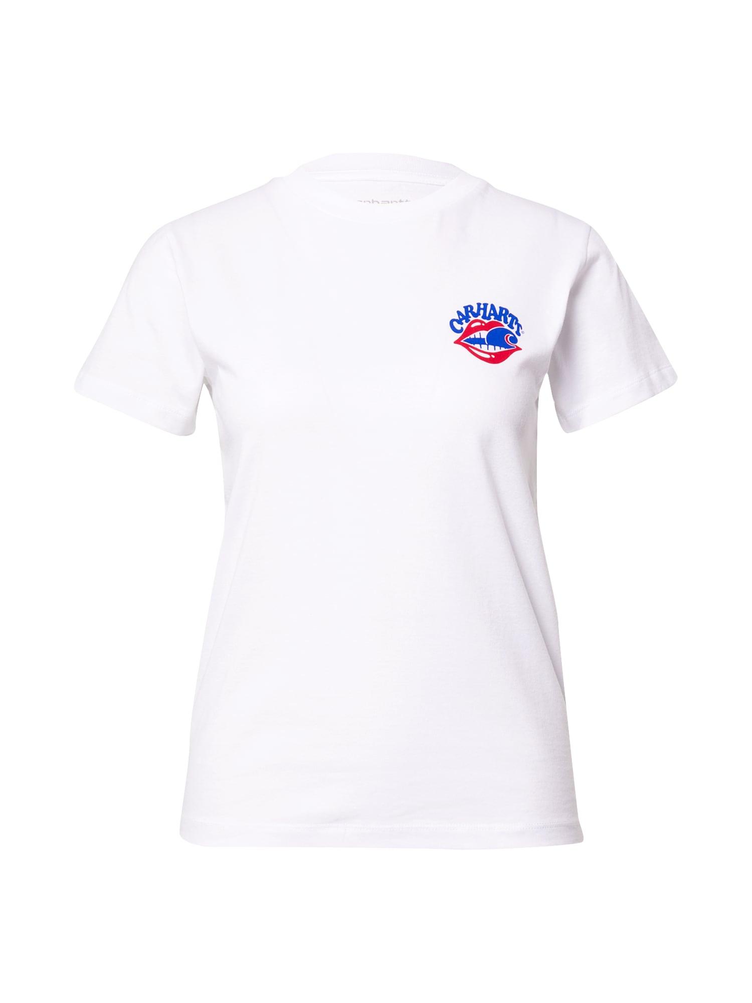 Carhartt WIP Tričko 'Sticky'  bílá