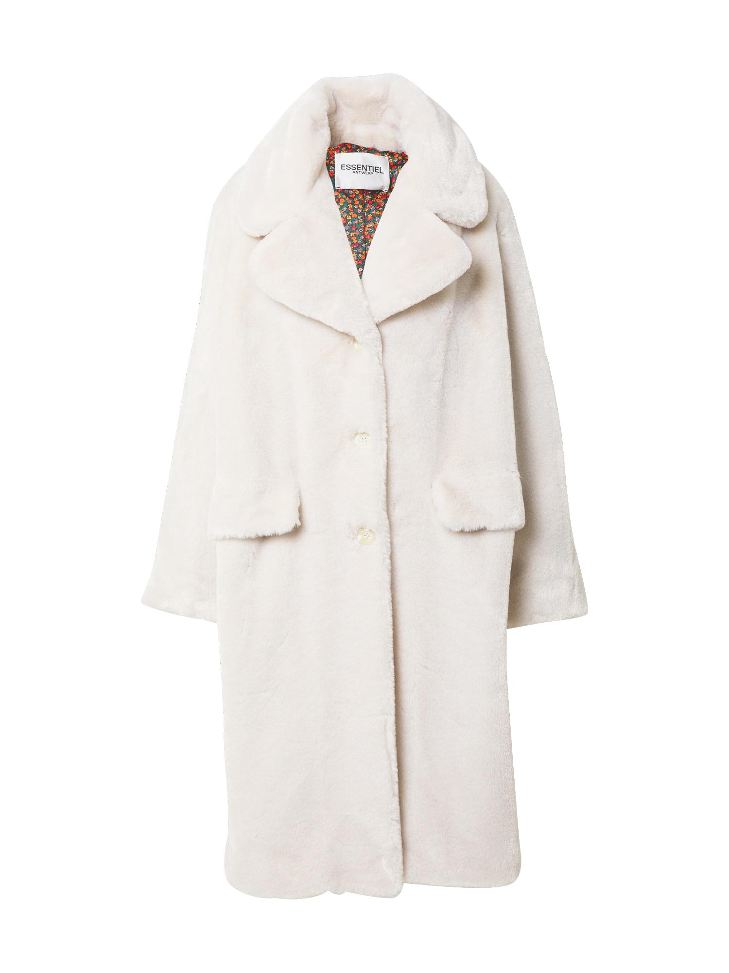 Essentiel Antwerp Rudeninis-žieminis paltas balta