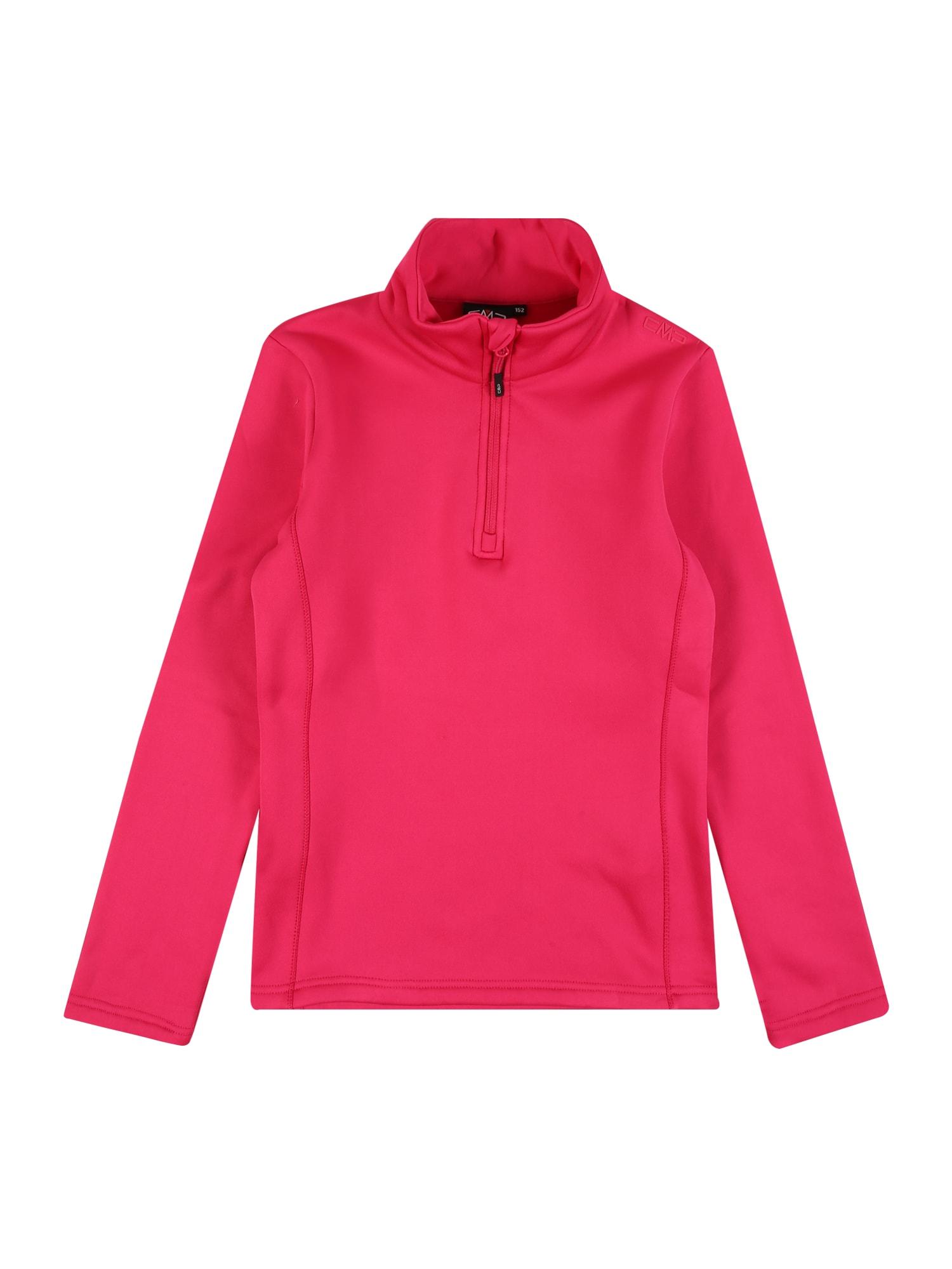 CMP Sportinio tipo megztinis raudona