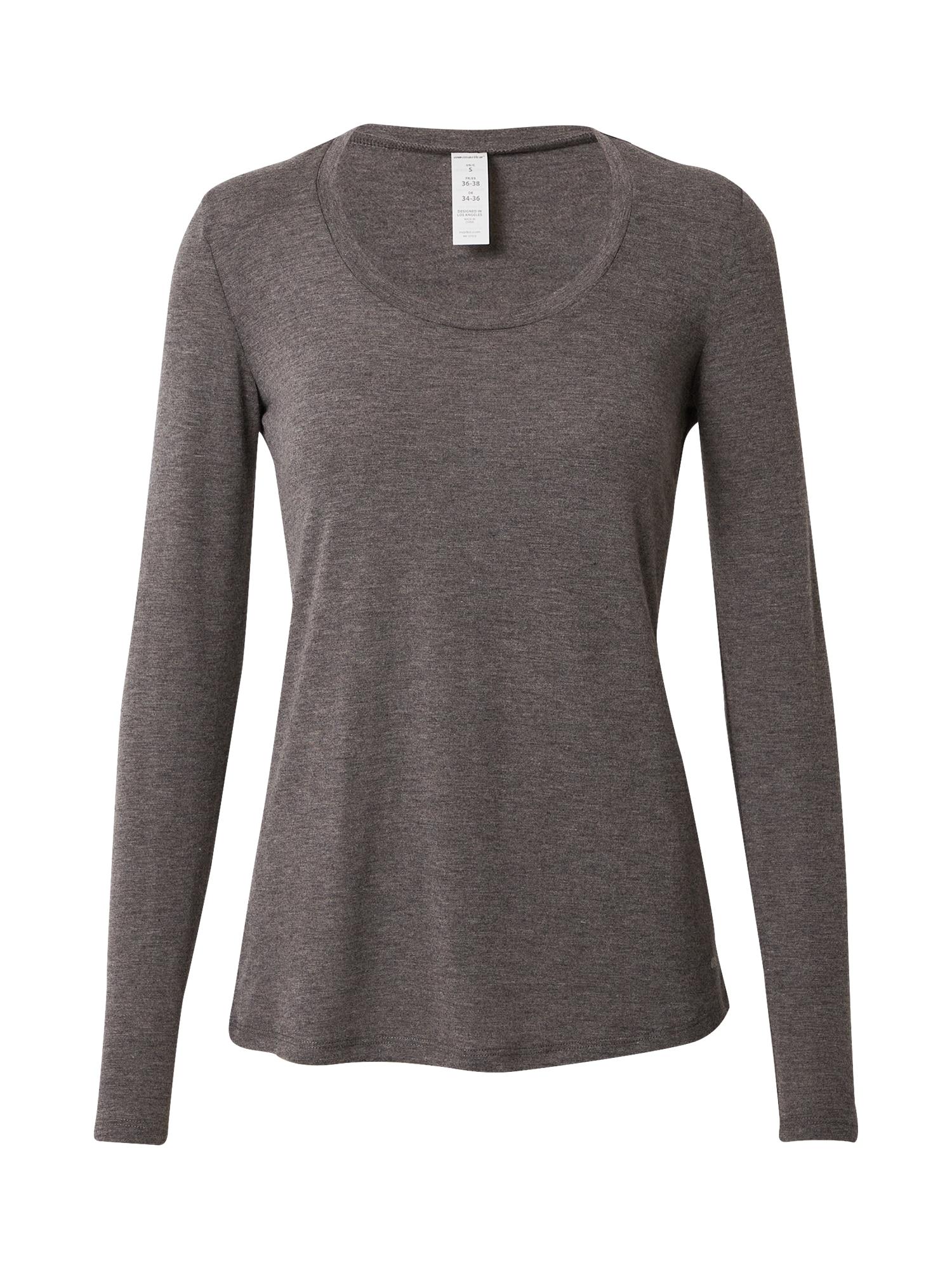 Marika Funkční tričko 'MORGAN'  tmavě šedá