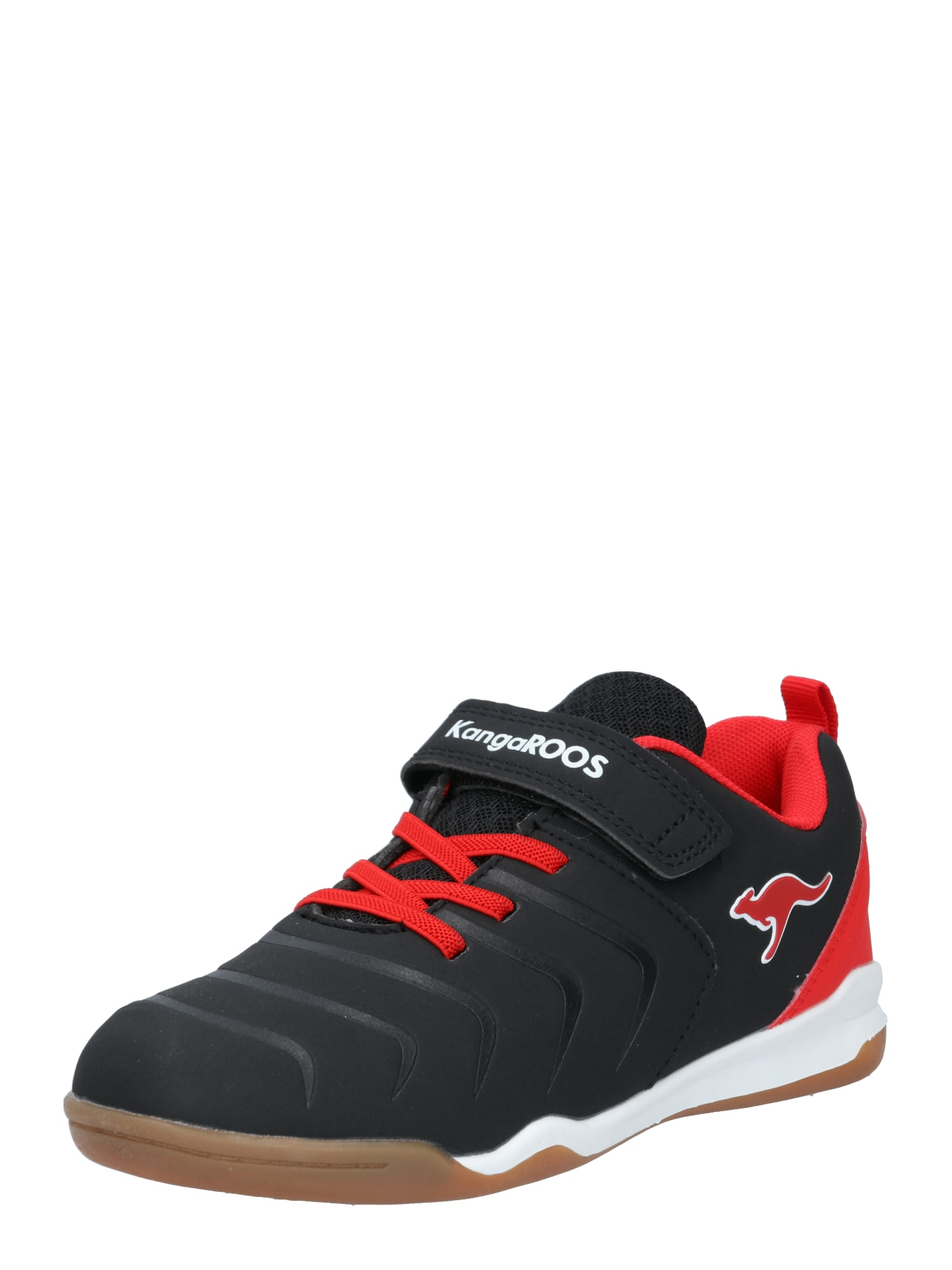 KangaROOS Sportbačiai raudona / juoda