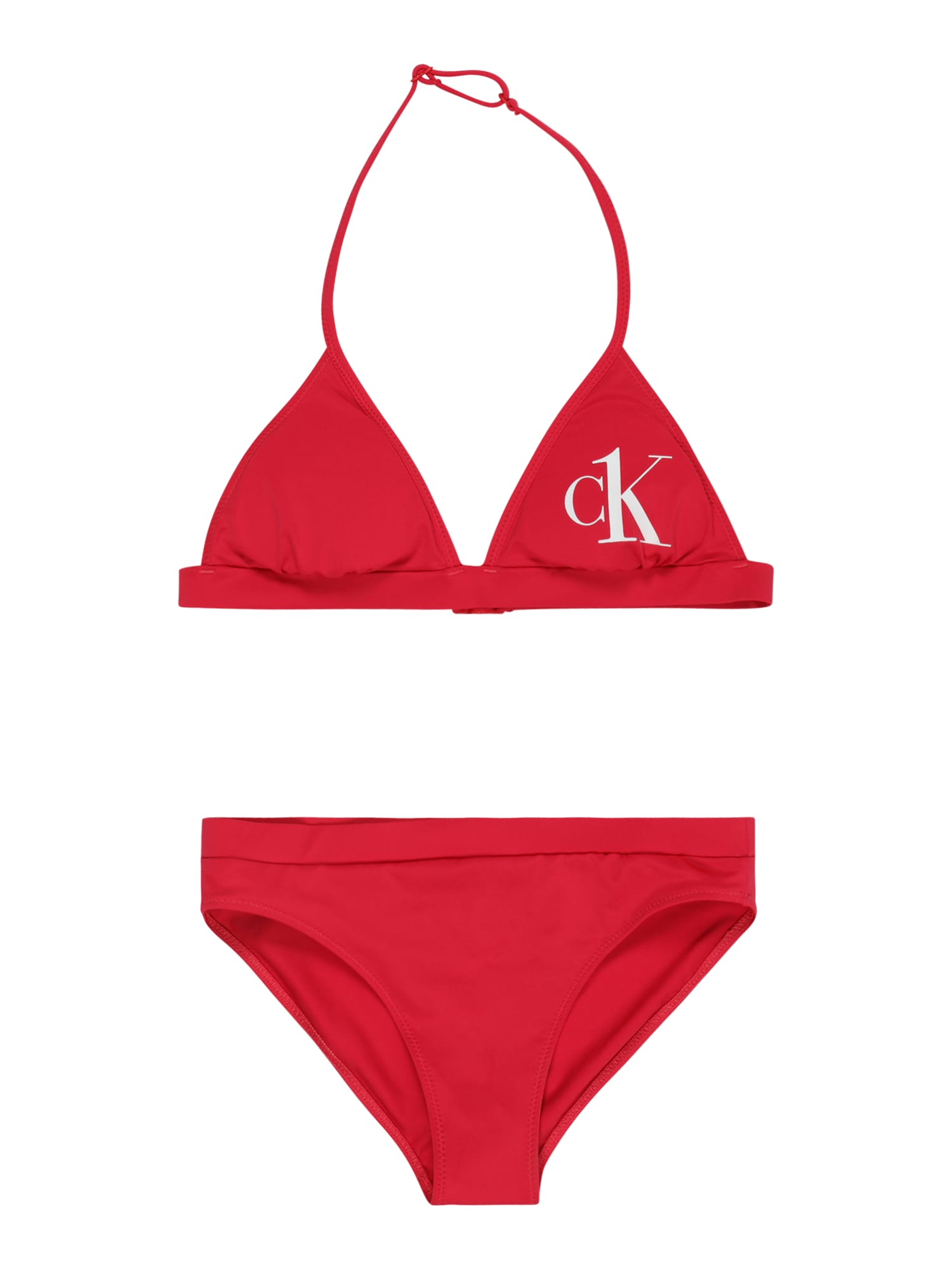 Calvin Klein Swimwear Bikinis rožinė