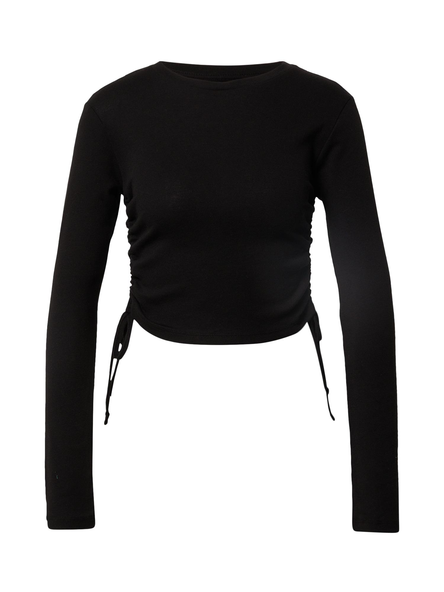 BDG Urban Outfitters Tričko  černá