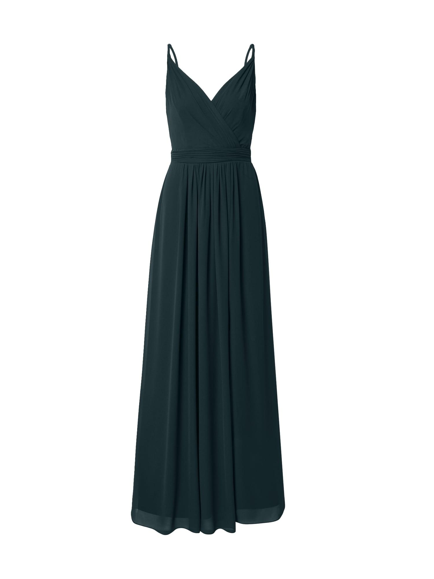 STAR NIGHT Vakarinė suknelė smaragdinė spalva
