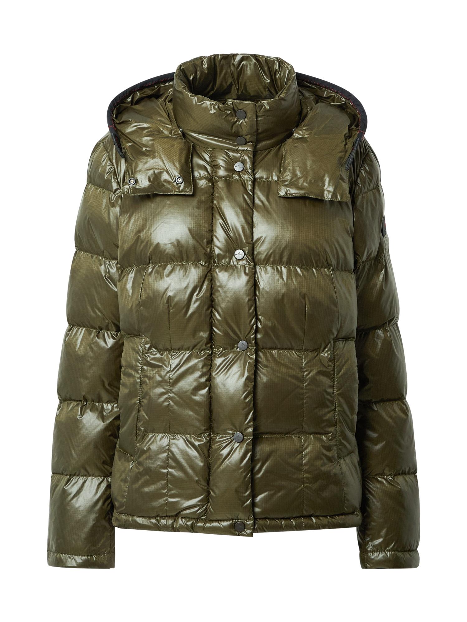 Peuterey Žieminė striukė 'SESKI' rusvai žalia
