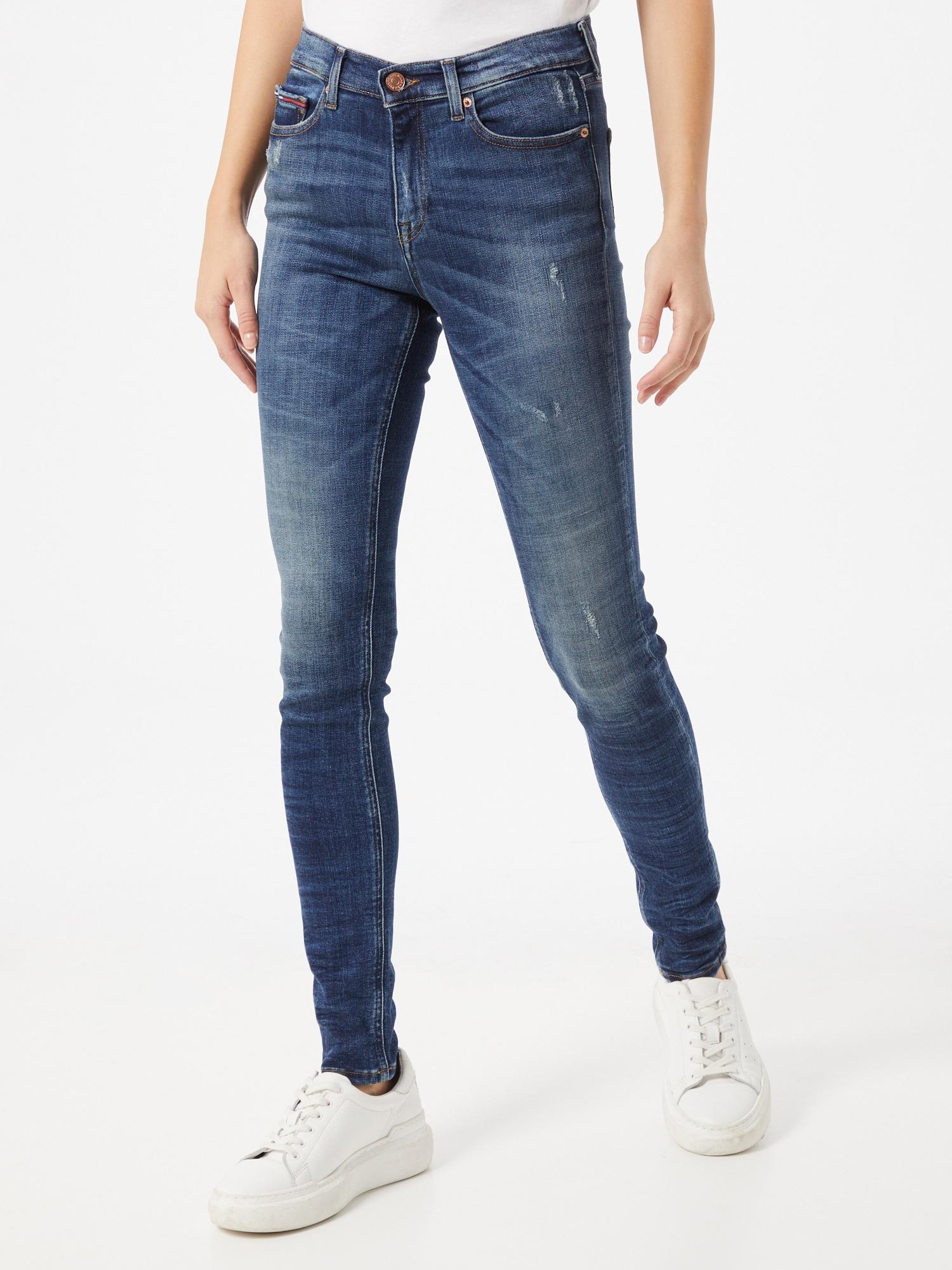 Tommy Jeans Jeans 'Leona'  blå