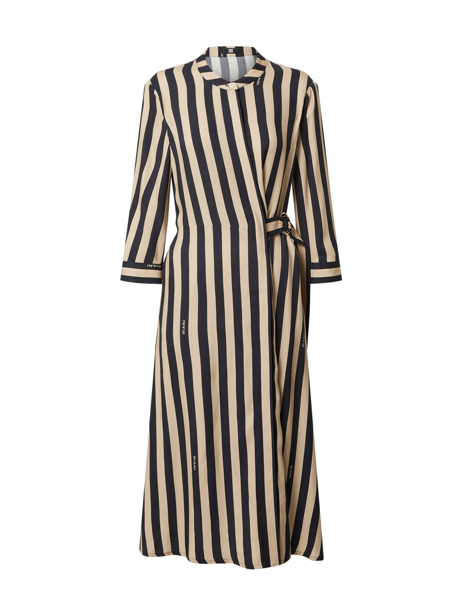 Riani Palaidinės tipo suknelė tamsiai mėlyna jūros spalva / smėlio spalva