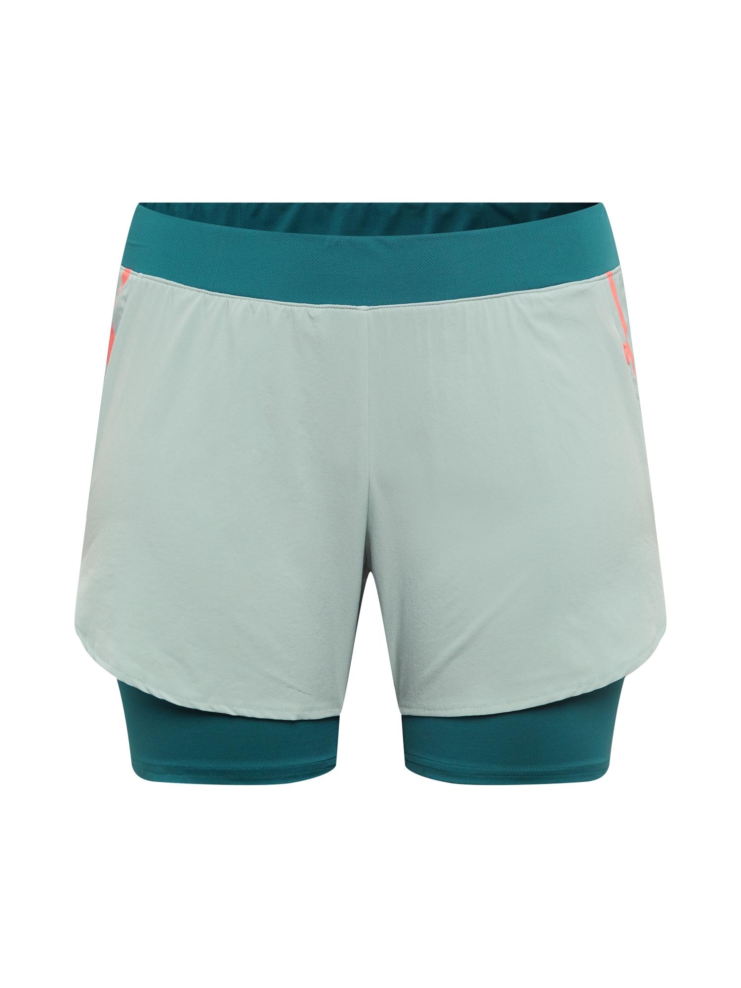 Only Play Curvy Sportinės kelnės azuro spalva / benzino spalva