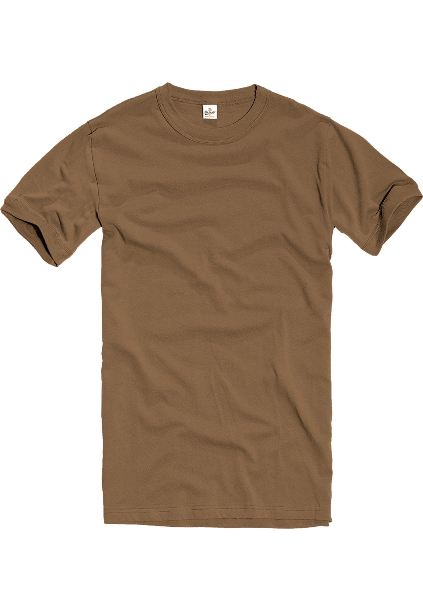 Brandit Marškinėliai šviesiai ruda
