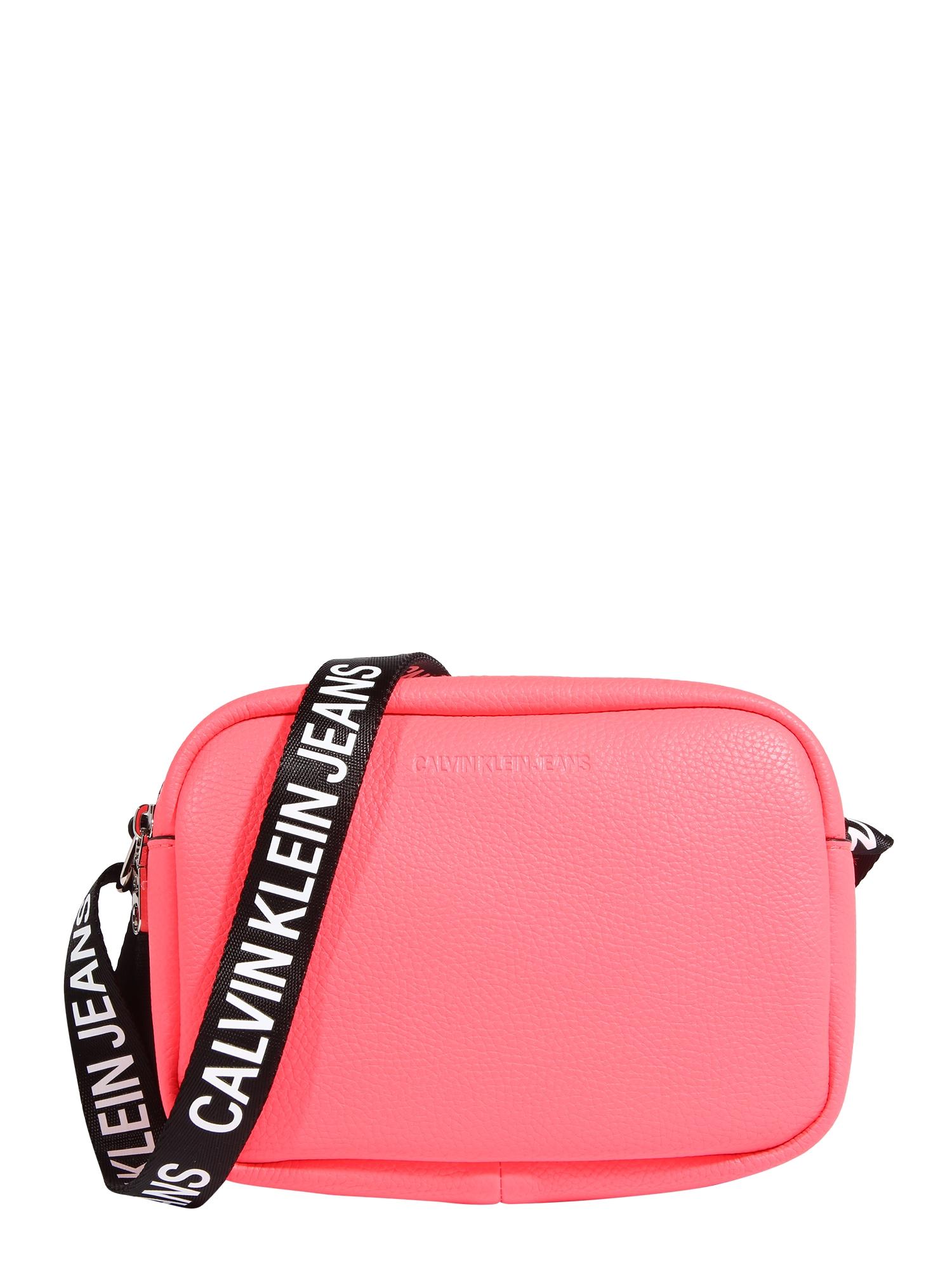 Calvin Klein Jeans Taška přes rameno  pink