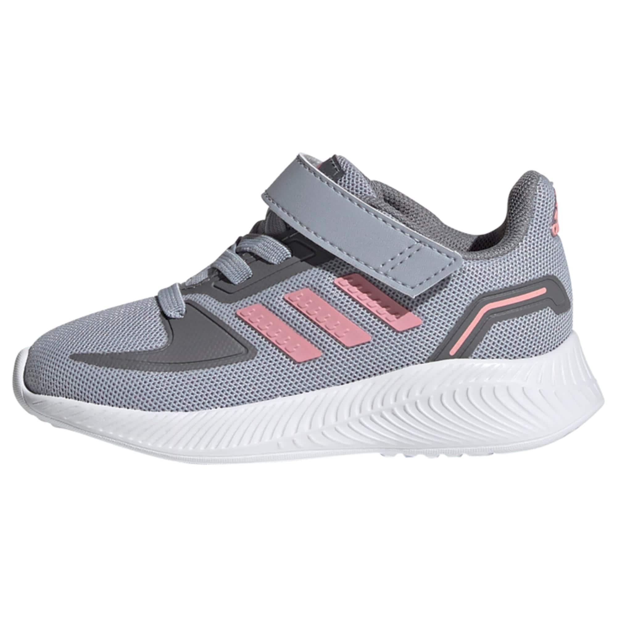 ADIDAS PERFORMANCE Sportiniai batai pilka / rožinė