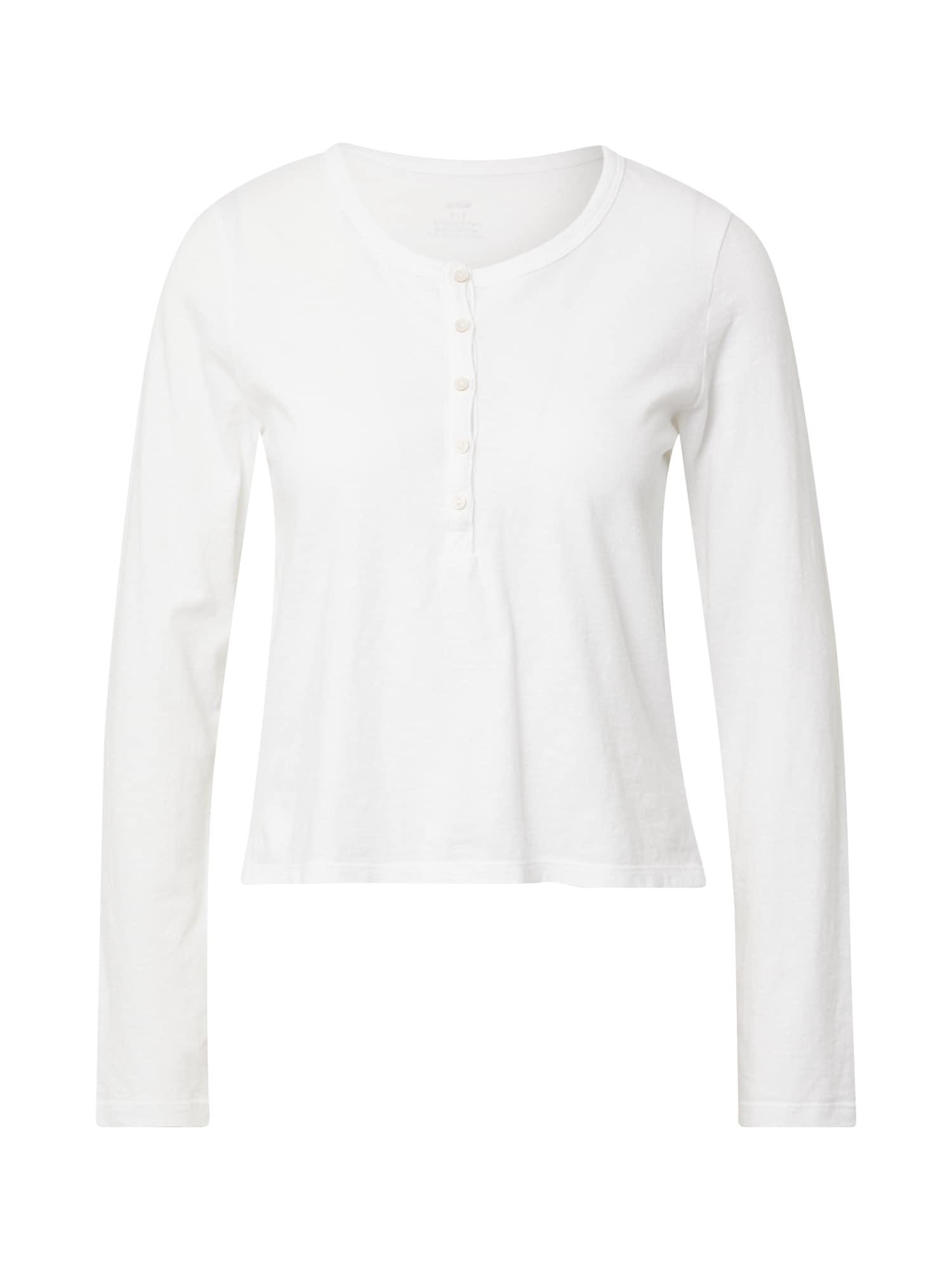 AERIE Pižaminiai marškinėliai balta