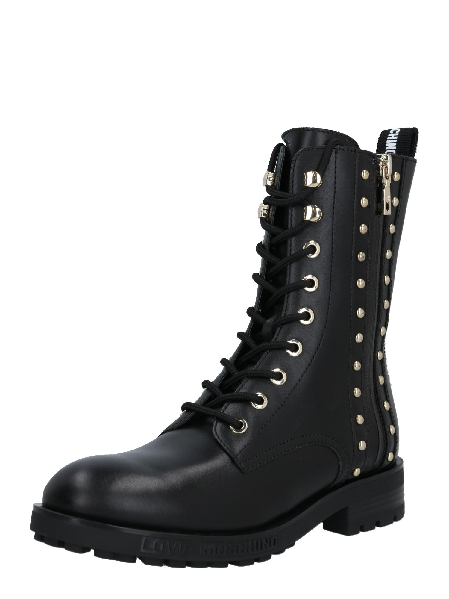 Love Moschino Suvarstomieji batai