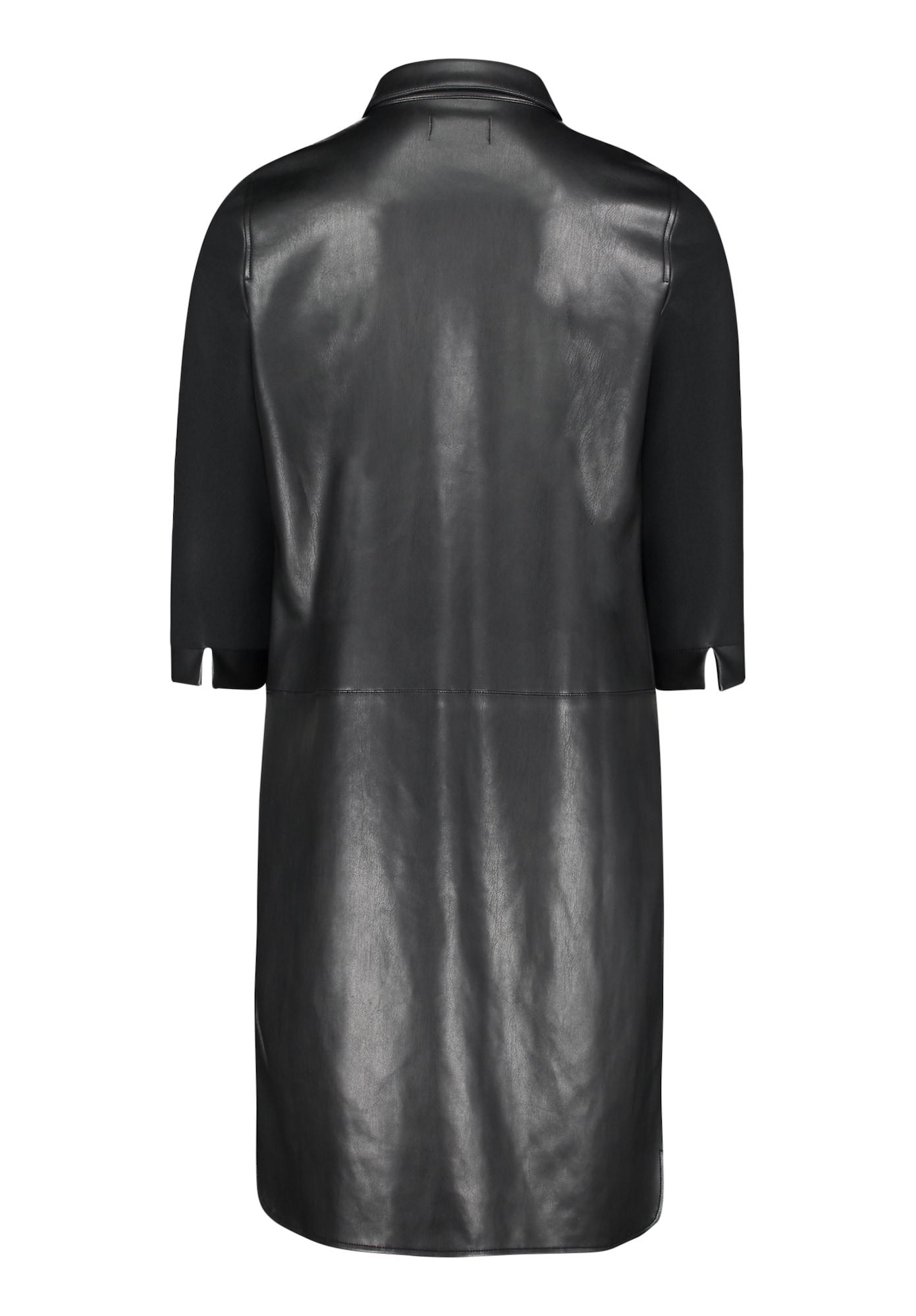 cartoon - Casual-Kleid aus Leder