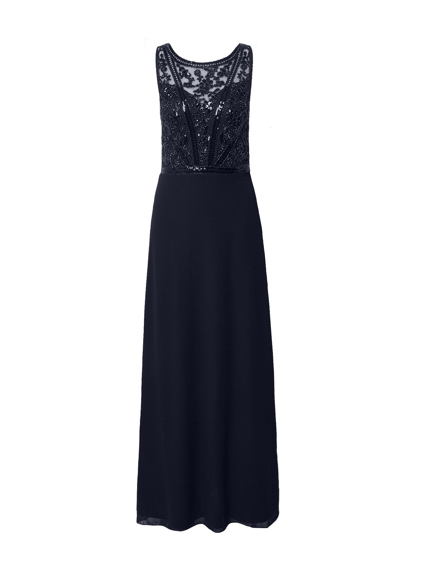 Molly BRACKEN Vakarinė suknelė nakties mėlyna
