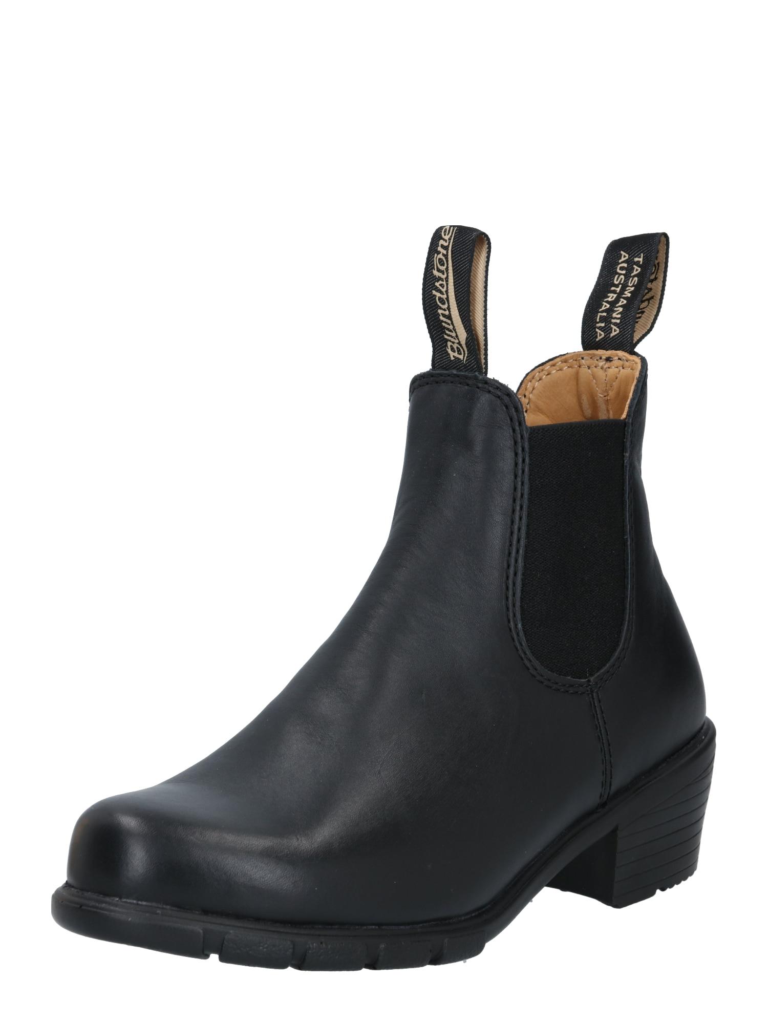 """Blundstone """"Chelsea"""" batai juoda / šviesiai ruda"""