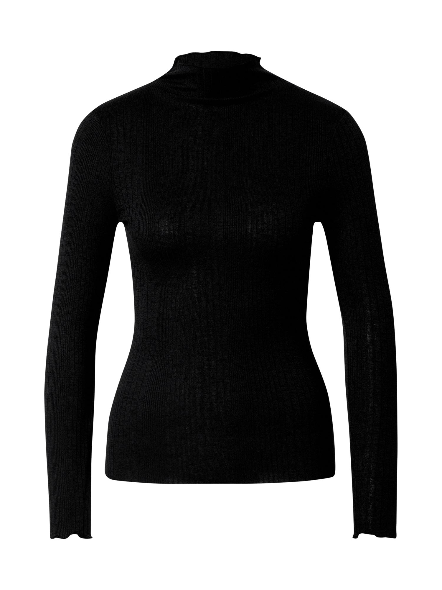 SELECTED FEMME Tričko 'Linna'  černá