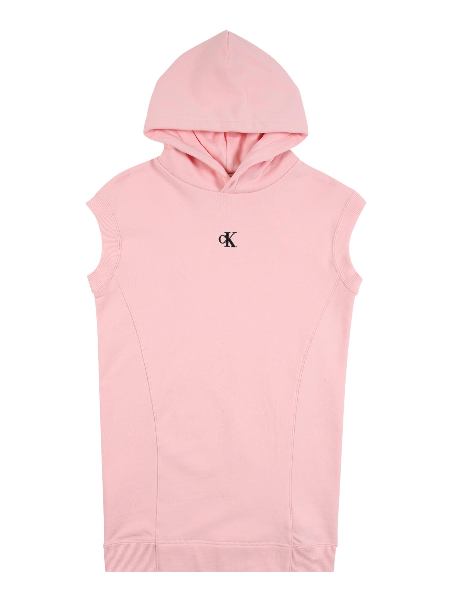 Calvin Klein Jeans Suknelė rožių spalva