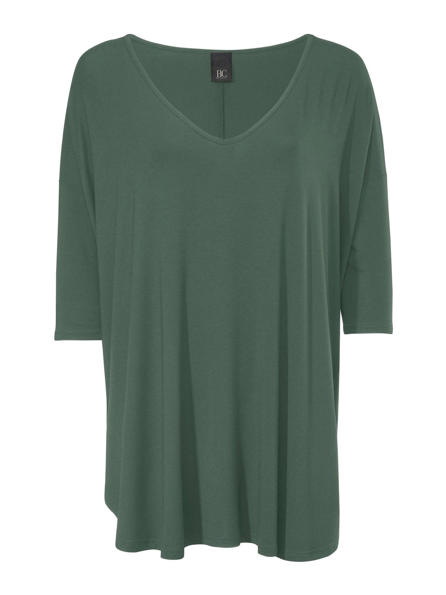 Linea Tesini by heine Laisvi marškinėliai nendrių spalva